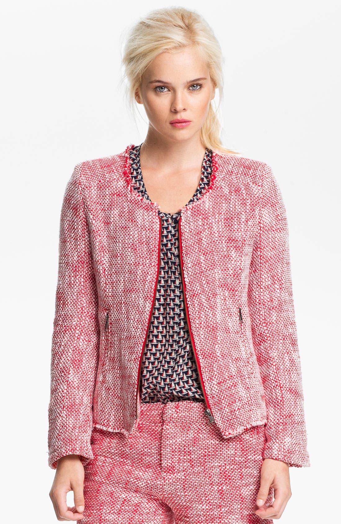Alternate Image 1 Selected - Joie 'Collis' Tweed Jacket