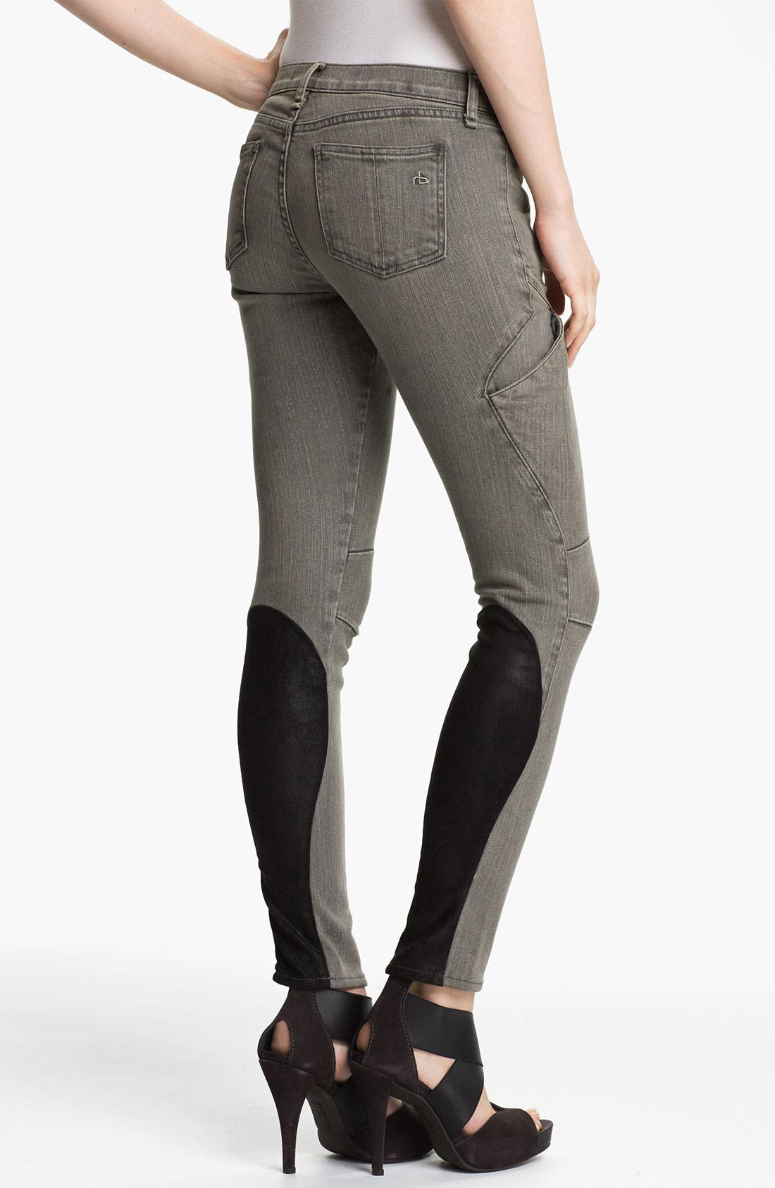 Main Image - rag & bone 'Rally' Cargo Skinny Stretch Jeans