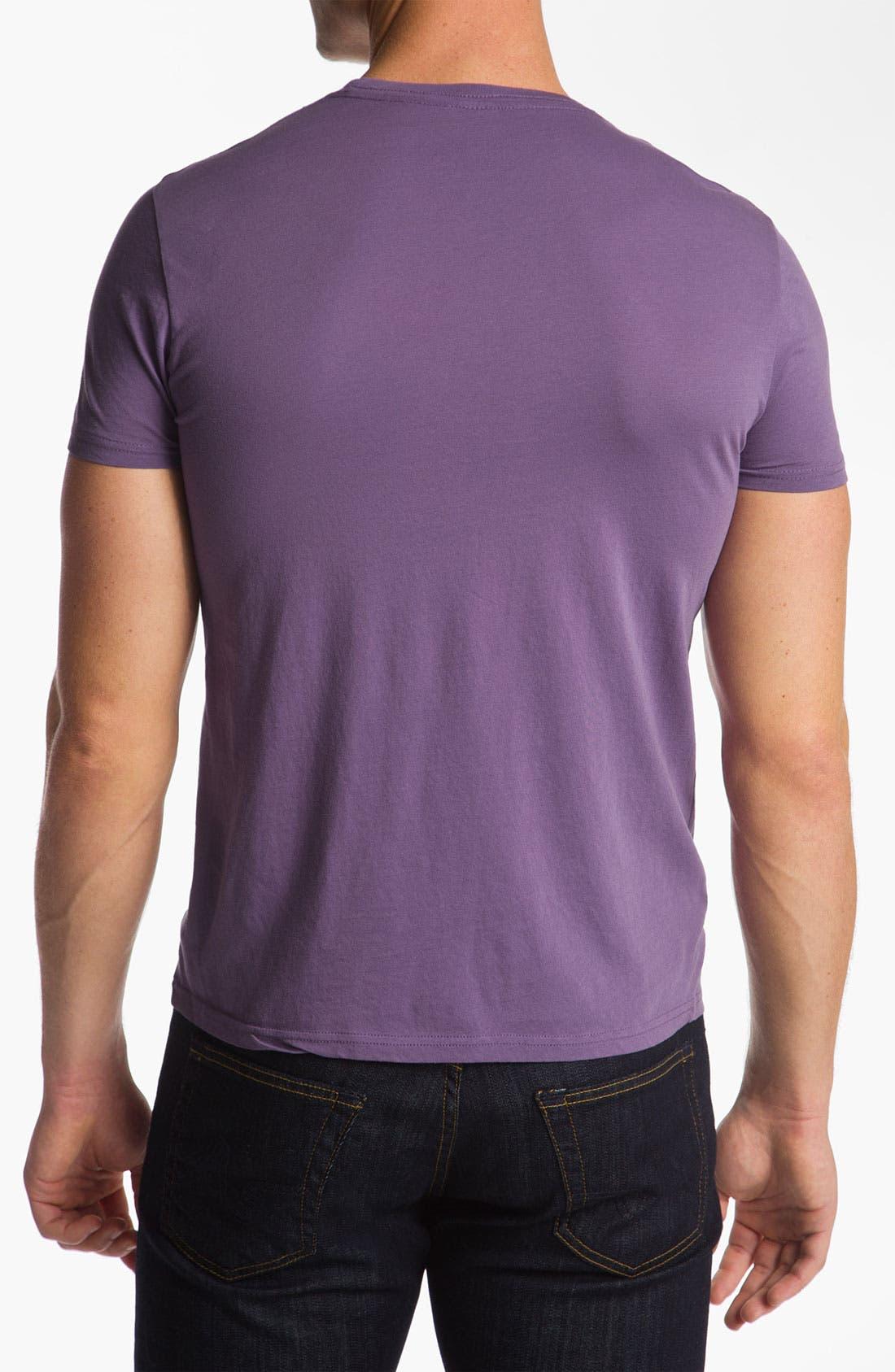 Alternate Image 2  - The Original Retro Brand 'Kansas State Wildcats' T-Shirt