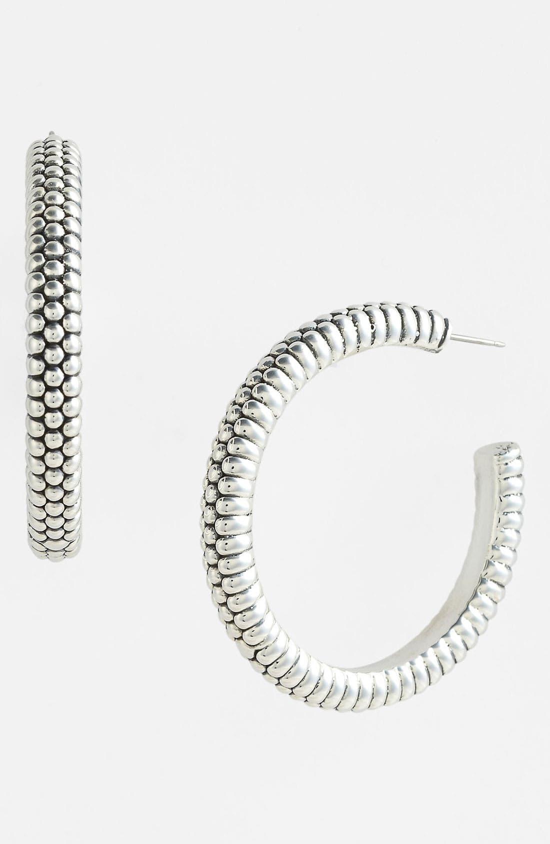 Main Image - Simon Sebbag 'Prosecco' Hoop Earrings
