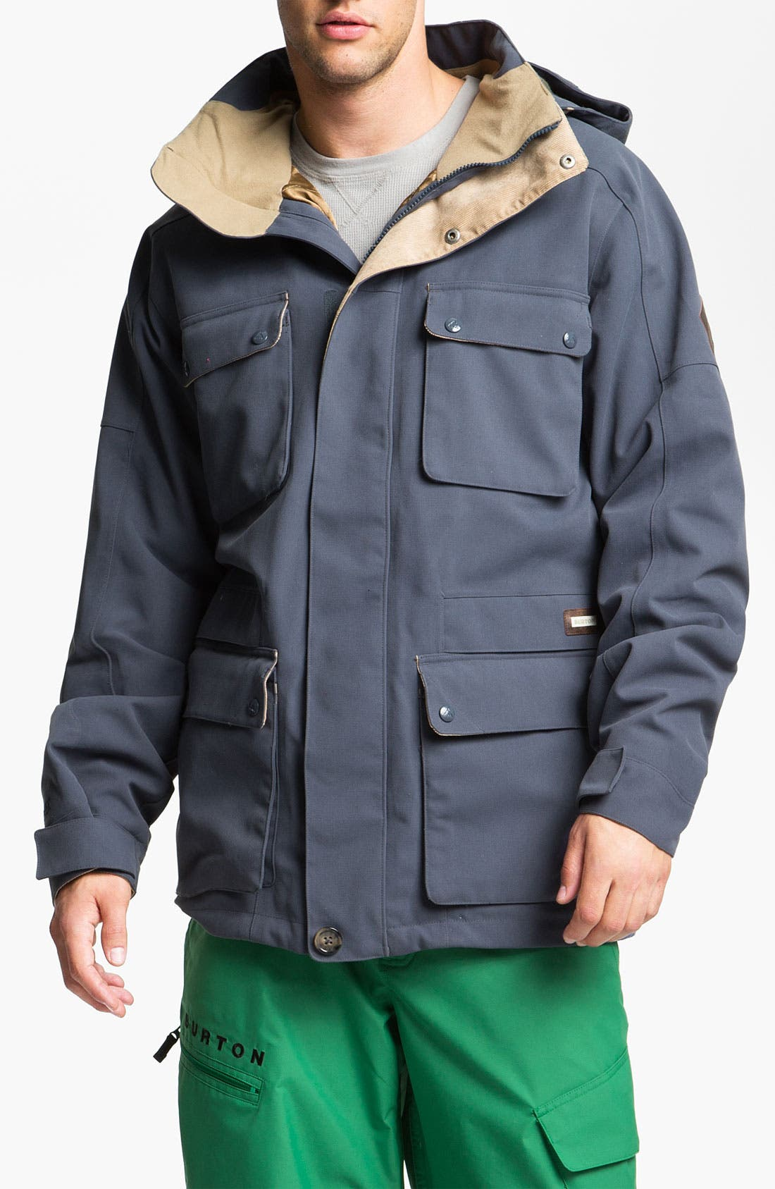 Alternate Image 1 Selected - Burton 'Gore-Tex® Highland' Jacket