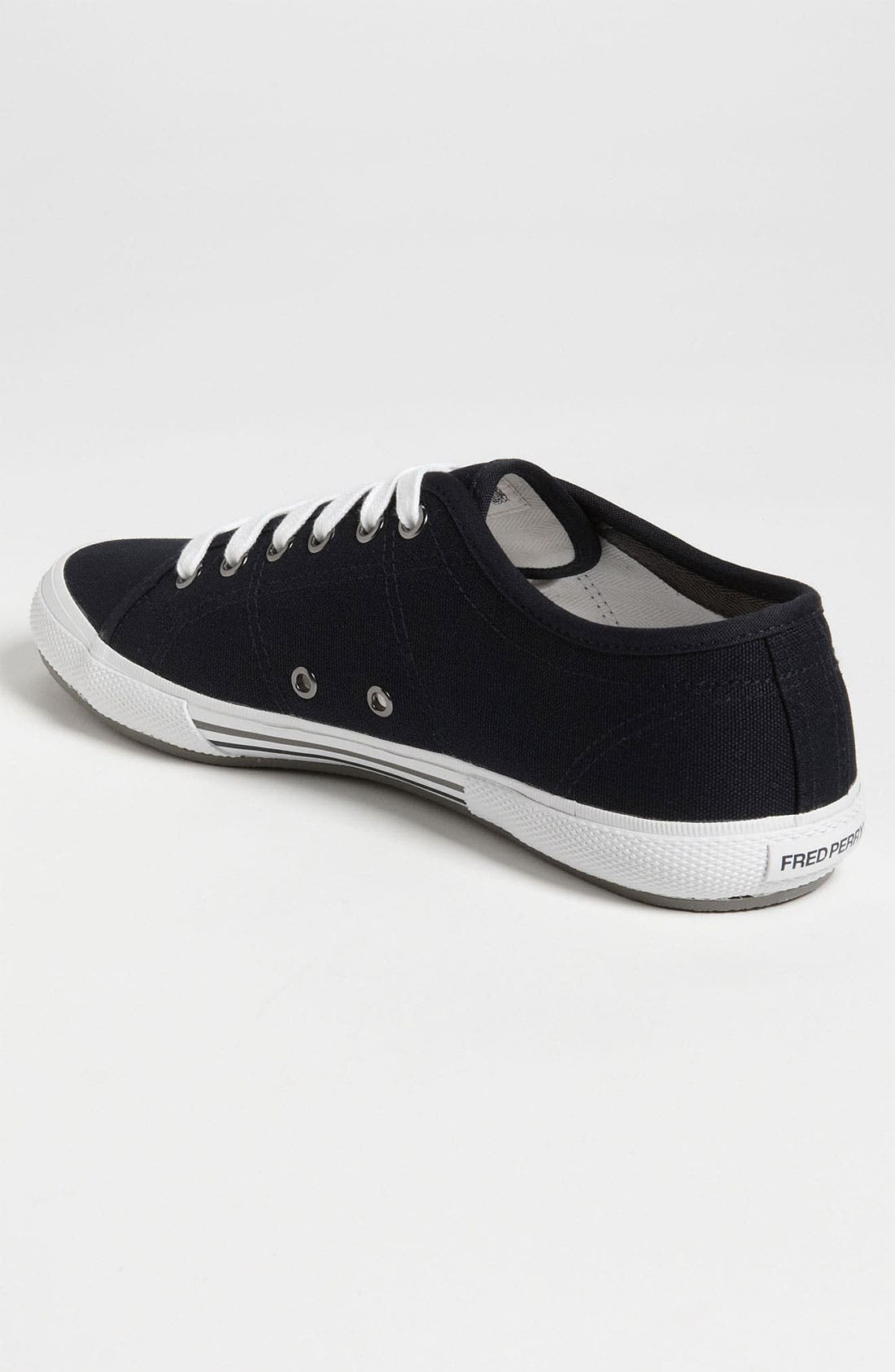 Alternate Image 2  - Fred Perry Vintage Canvas Tennis Sneaker