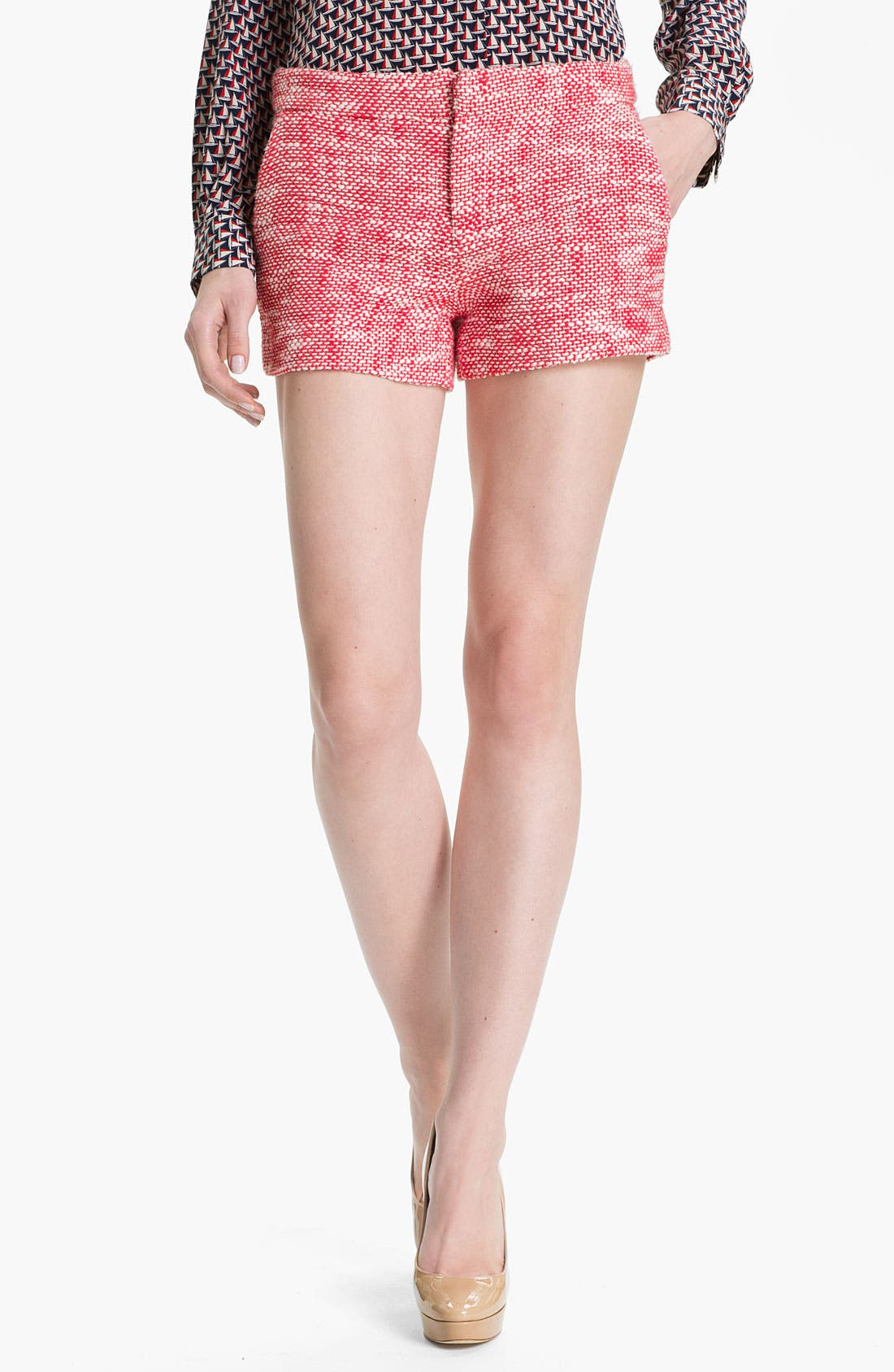 Alternate Image 1 Selected - Joie 'Merci' Tweed Shorts