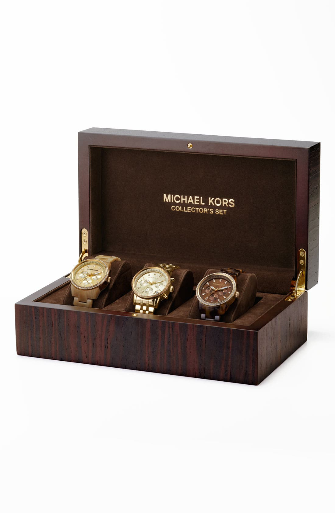 Alternate Image 1 Selected - Michael Kors 'Ritz' Boxed Watch Set