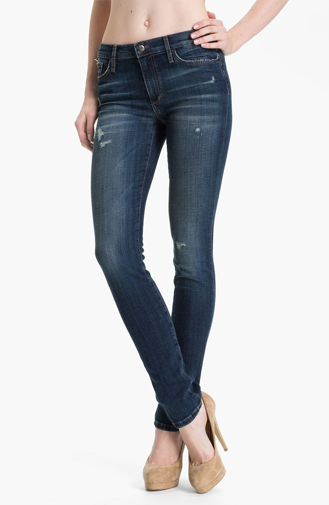 Alternate Image 1 Selected - Joe's Skinny Stretch Jeans (Gerri)