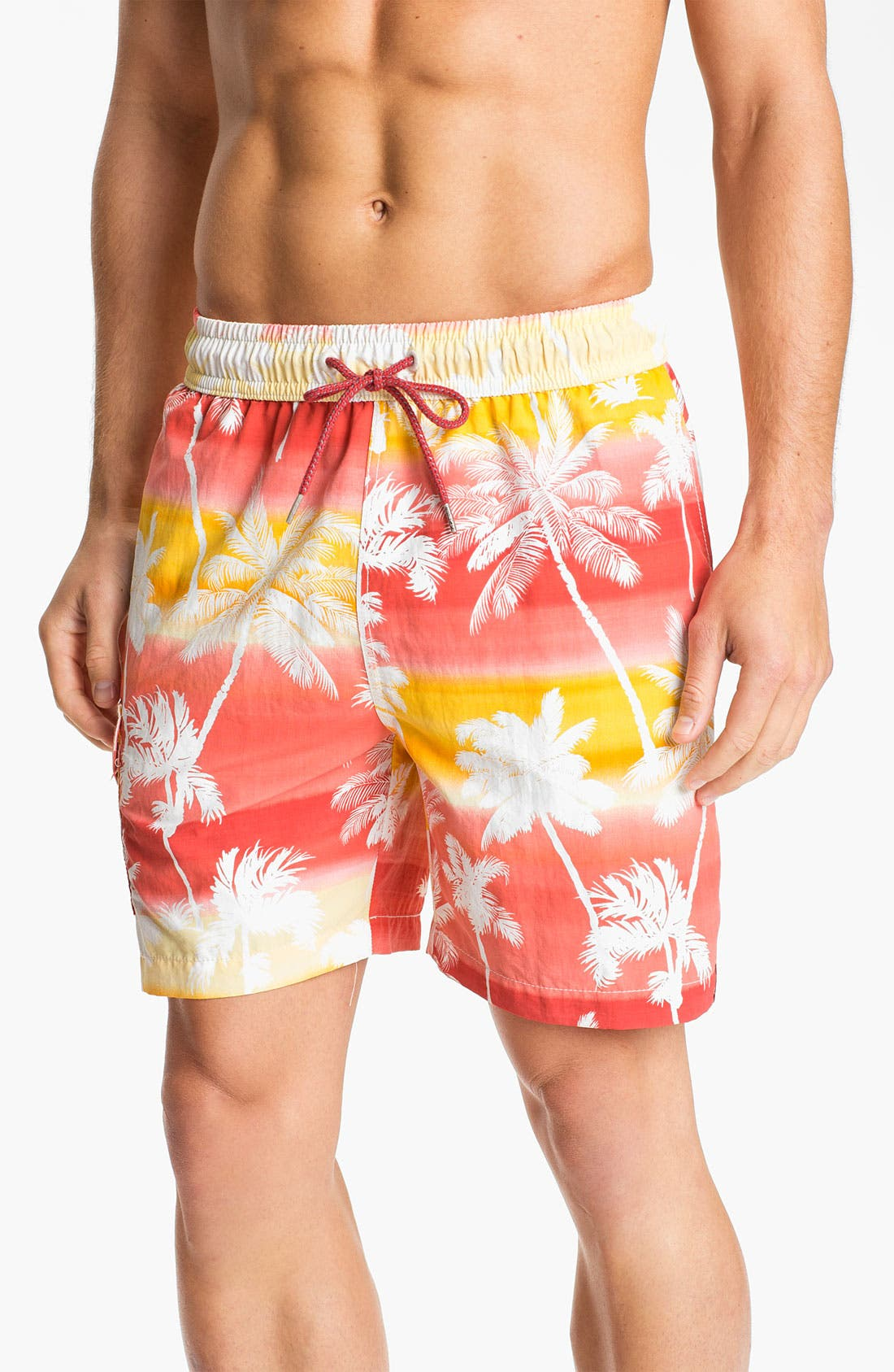Alternate Image 1 Selected - Tommy Bahama Relax 'Naples Bay' Swim Trunks