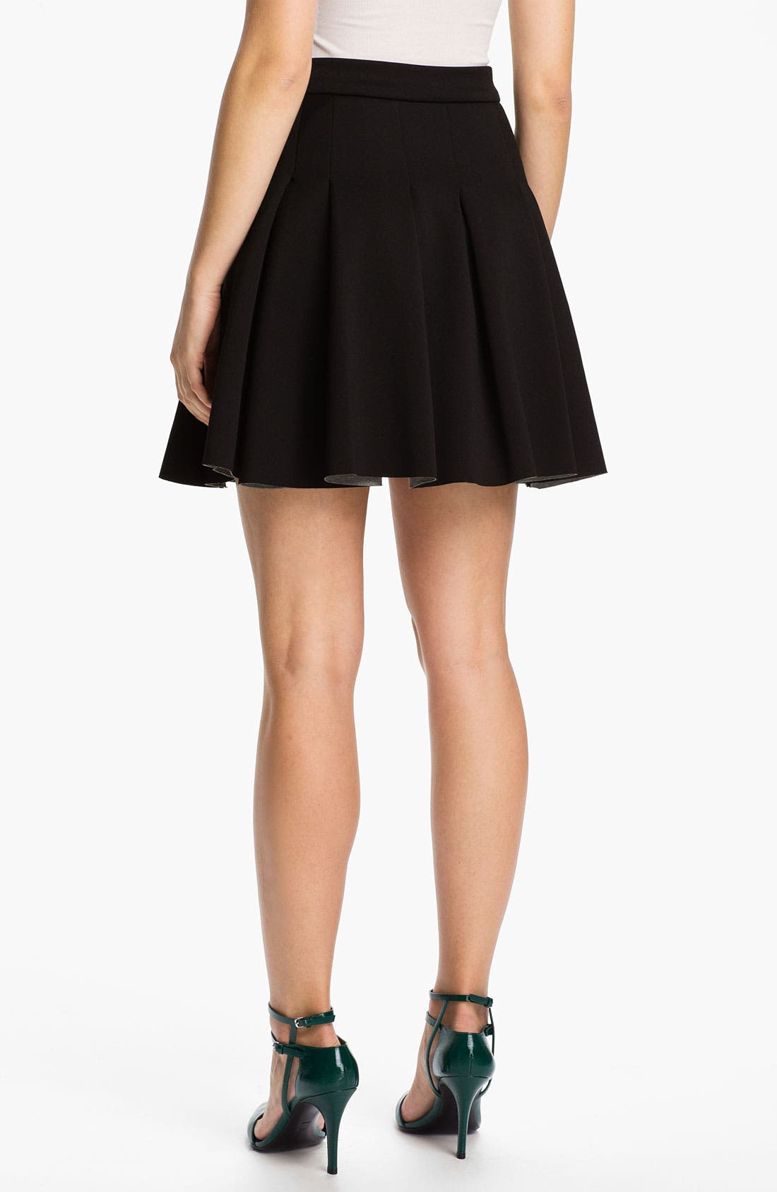 Alternate Image 2  - T by Alexander Wang Neoprene Skirt