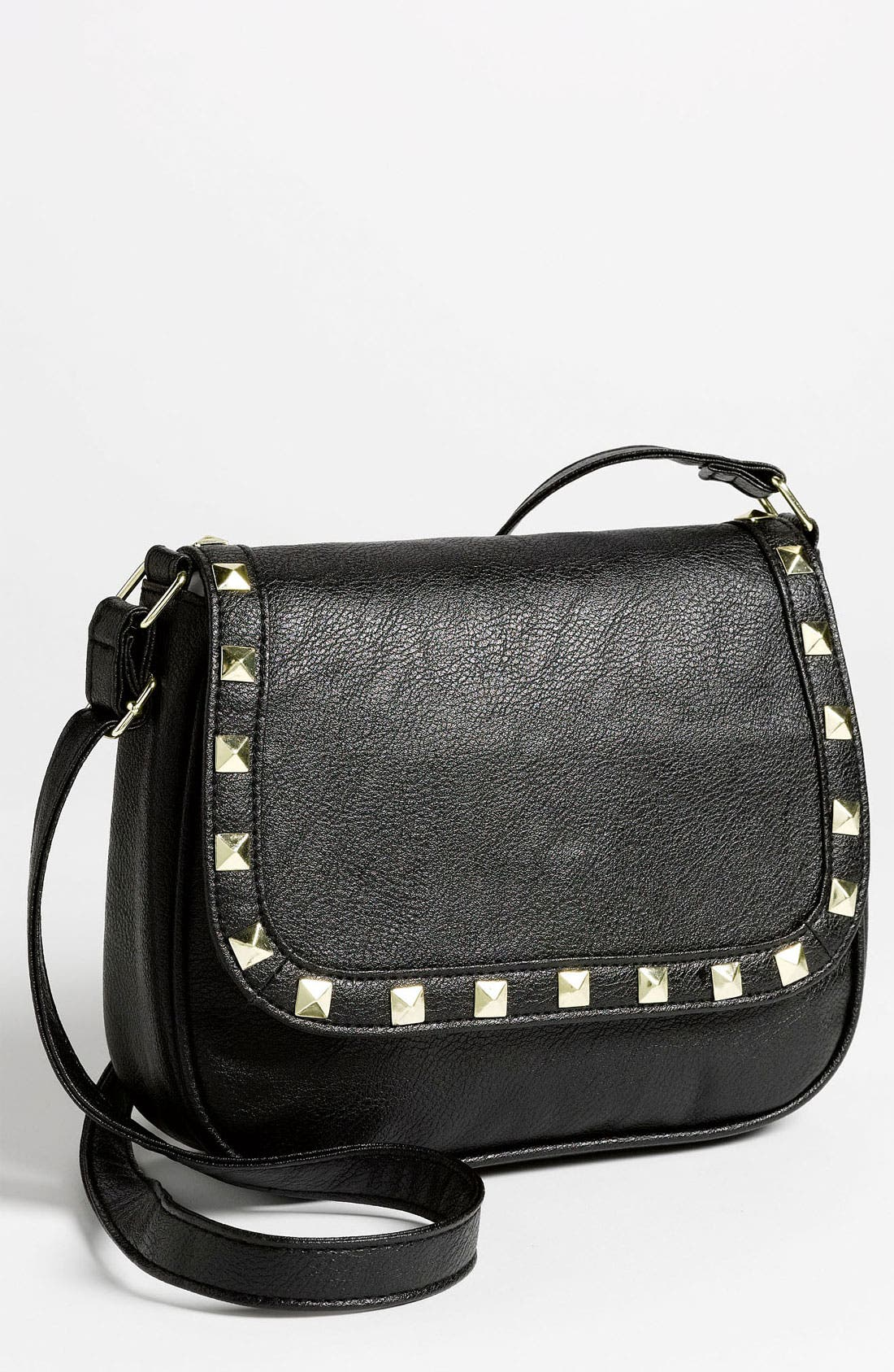 Alternate Image 1 Selected - OMG Studded Crossbody Bag