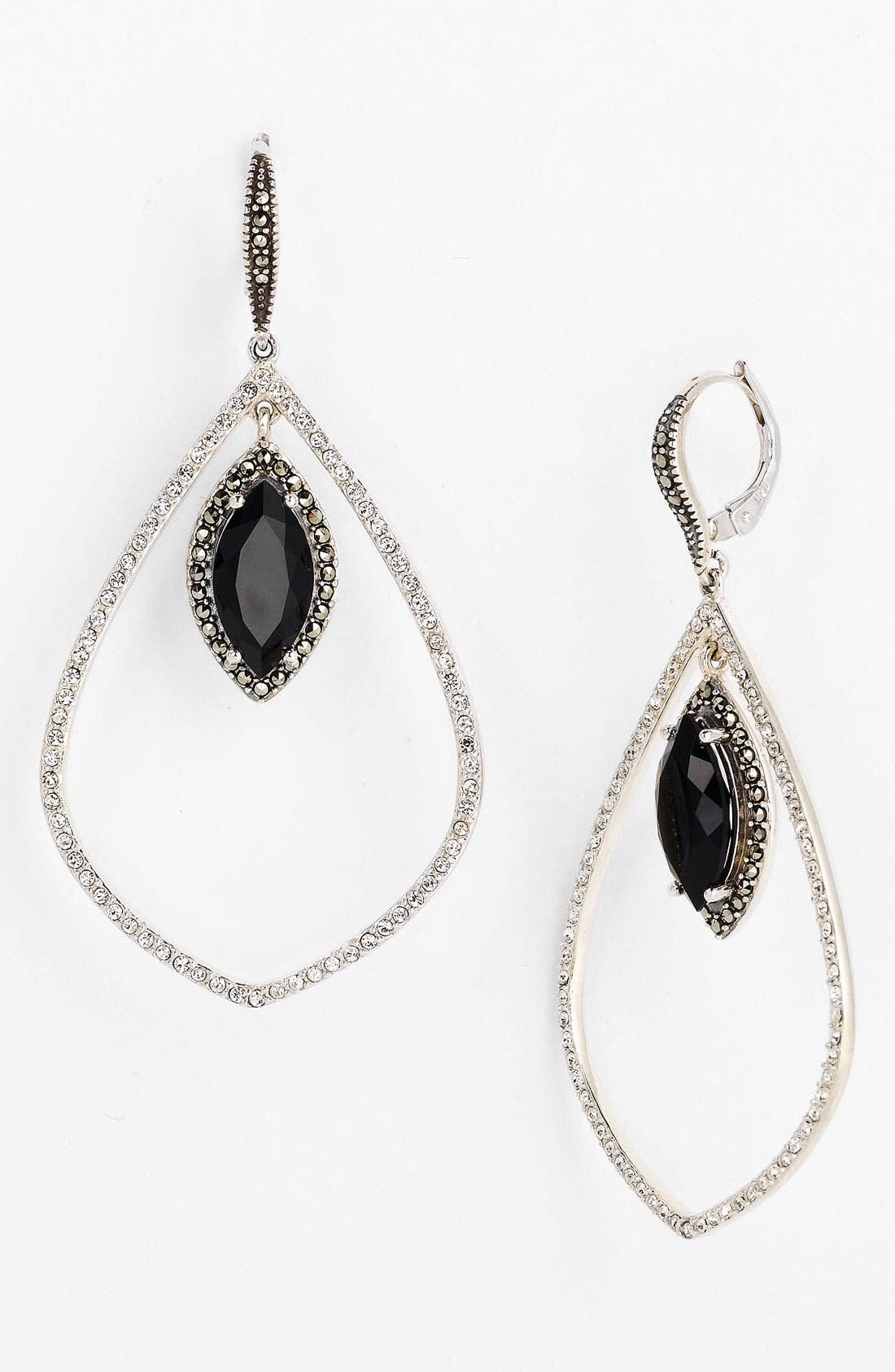 Alternate Image 1 Selected - Judith Jack 'Hanging Gardens' Drop Earrings