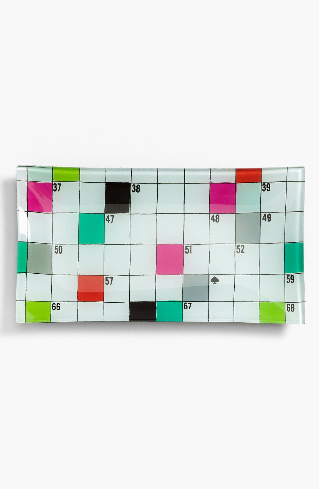 Alternate Image 1 Selected - kate spade new york 'say the word' crossword dish