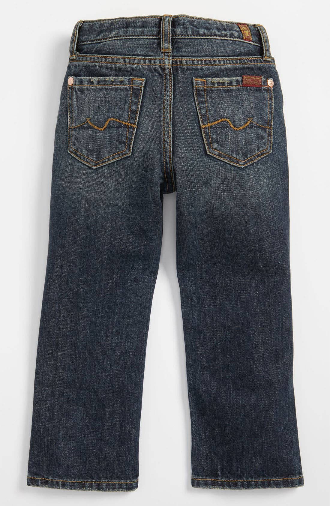 Alternate Image 1 Selected - 7 For All Mankind® 'Standard' Jeans (Infant)