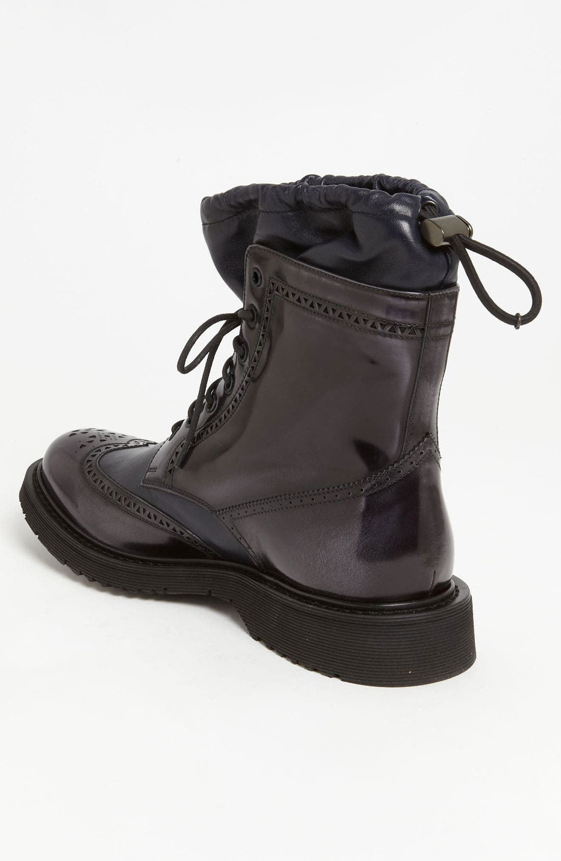 Alternate Image 2  - Prada Wingtip Combat Boot