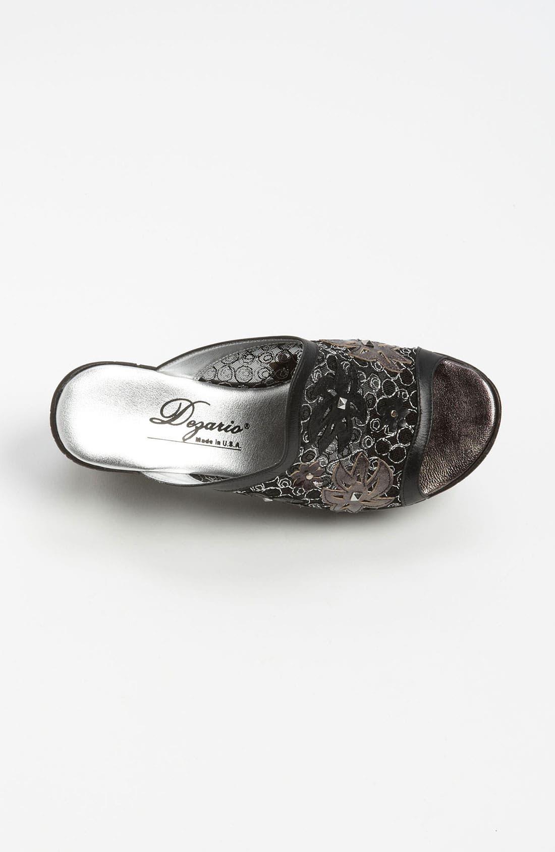 Alternate Image 3  - Dezario 'Citrine' Sandal (Online Exclusive)