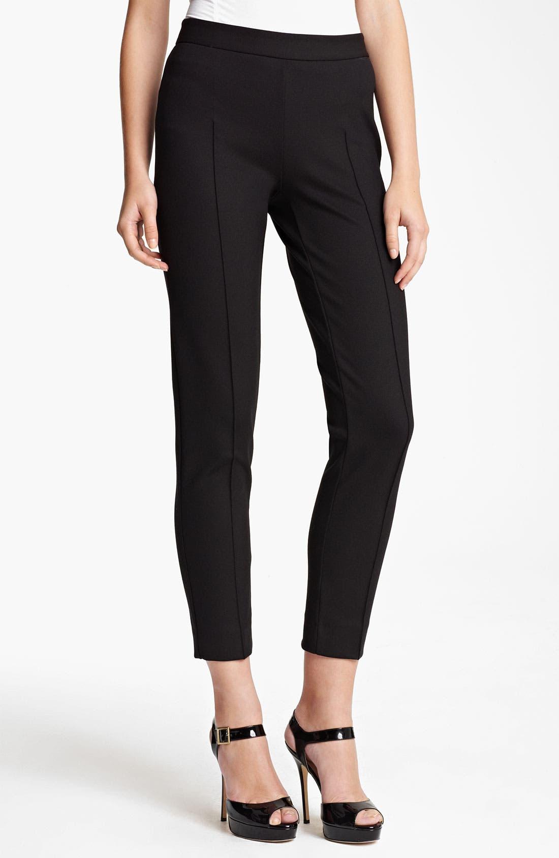Main Image - Moschino Cheap & Chic Stretch Jersey Knit Pants
