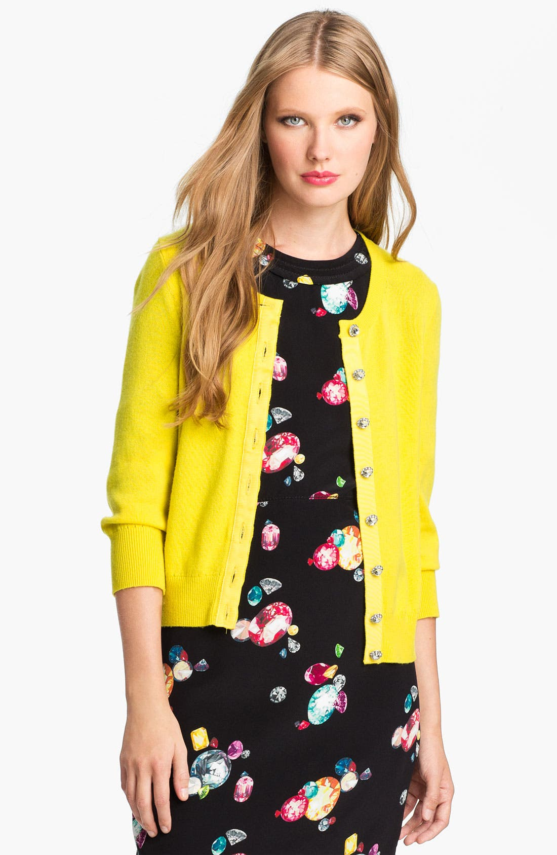 Alternate Image 1 Selected - kate spade new york 'evangelia' cardigan