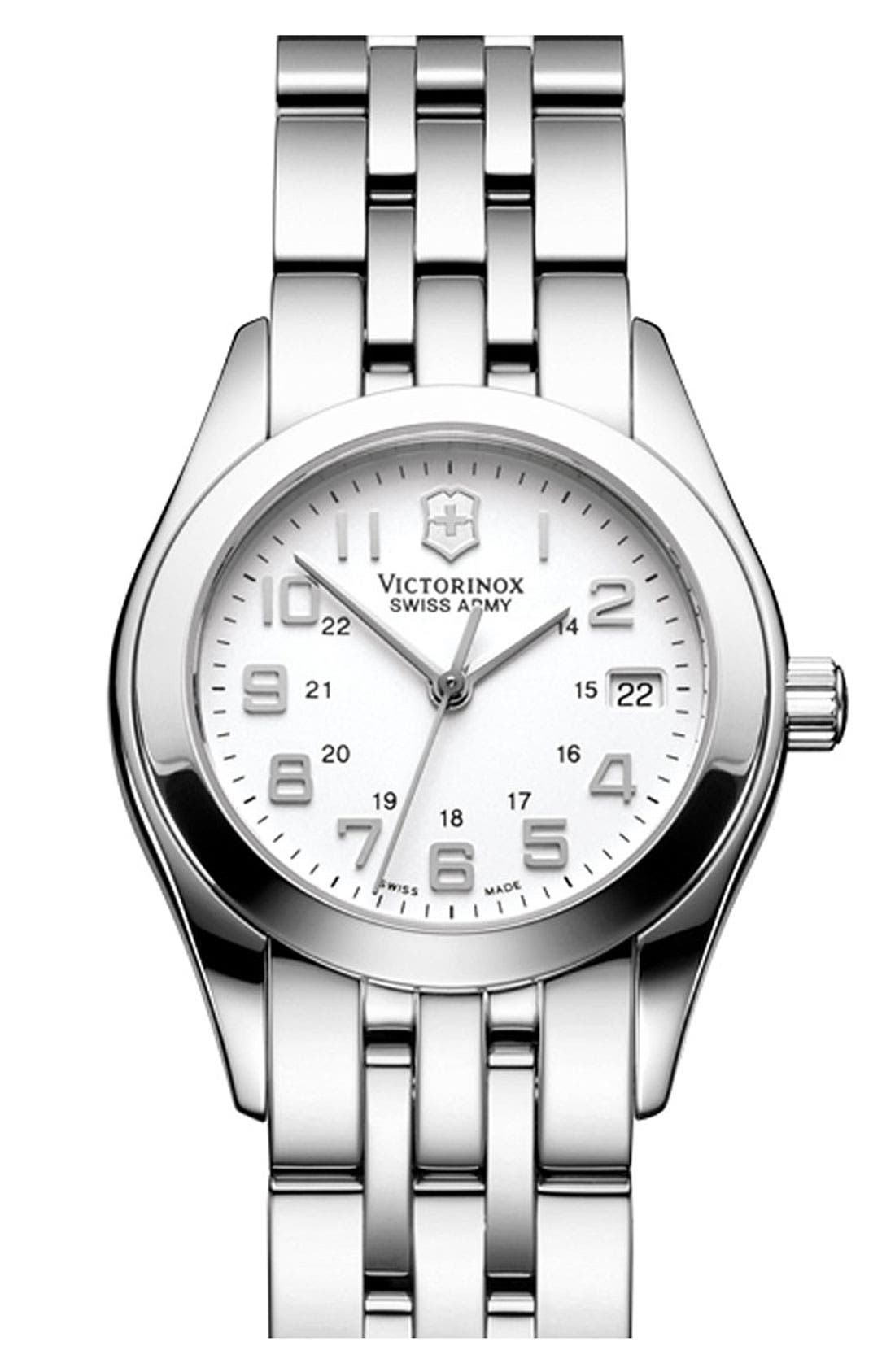 Alternate Image 1 Selected - Victorinox Swiss Army® 'Alliance' Watch