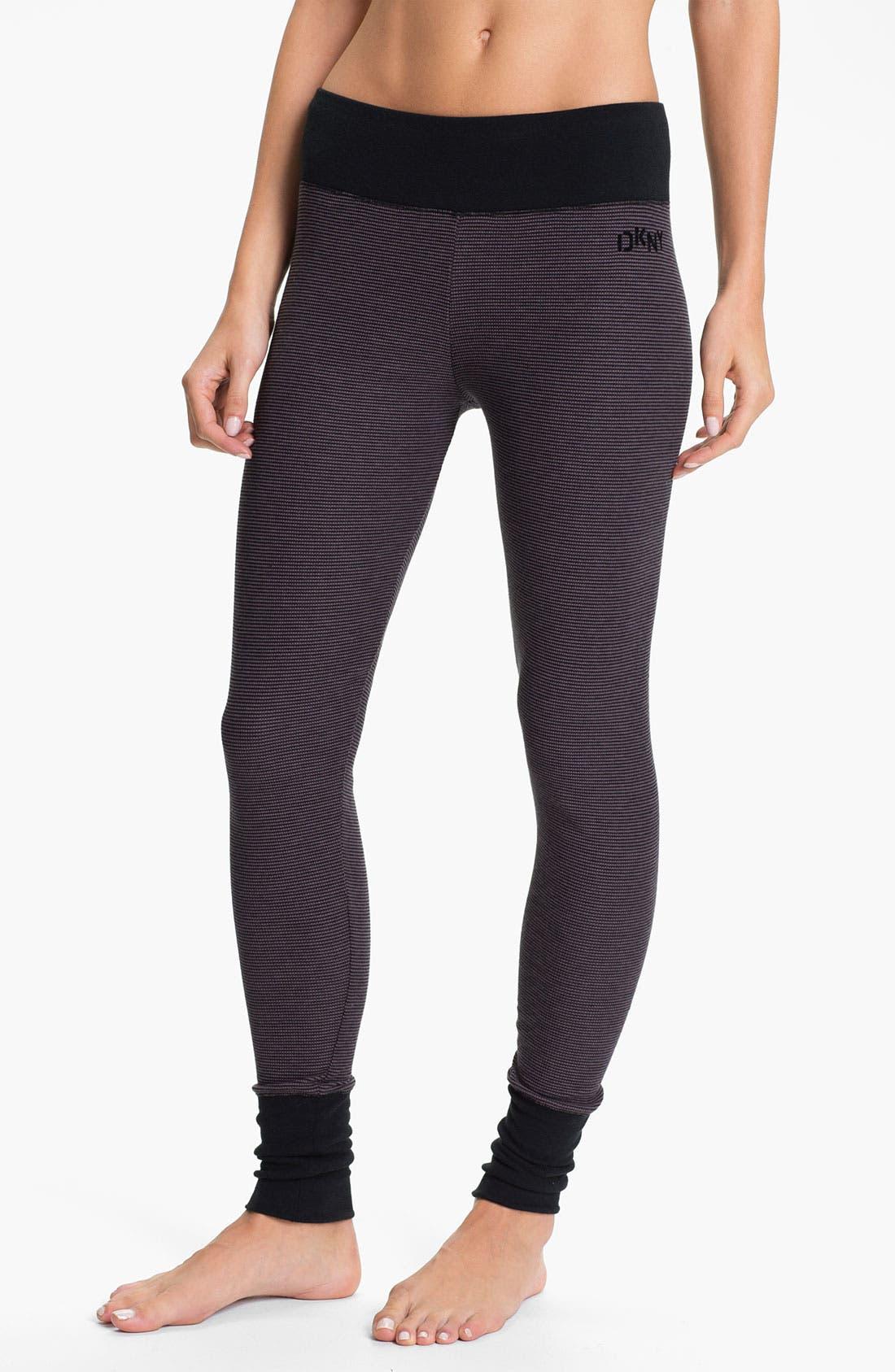 Main Image - DKNY Base Layer Cuff Leggings