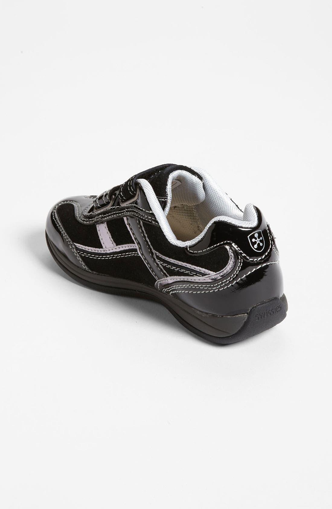 Alternate Image 2  - Swissies 'Cathy' Sneaker (Toddler, Little Kid & Big Kid)