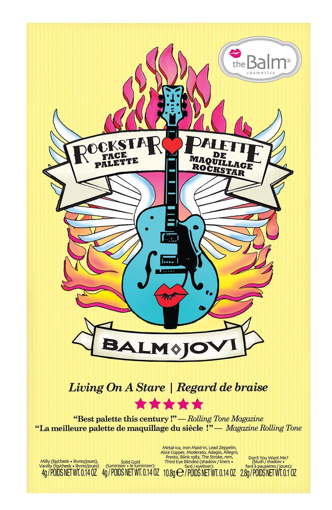 Alternate Image 3  - theBalm 'Balm Jovi Rockstar' Face Palette