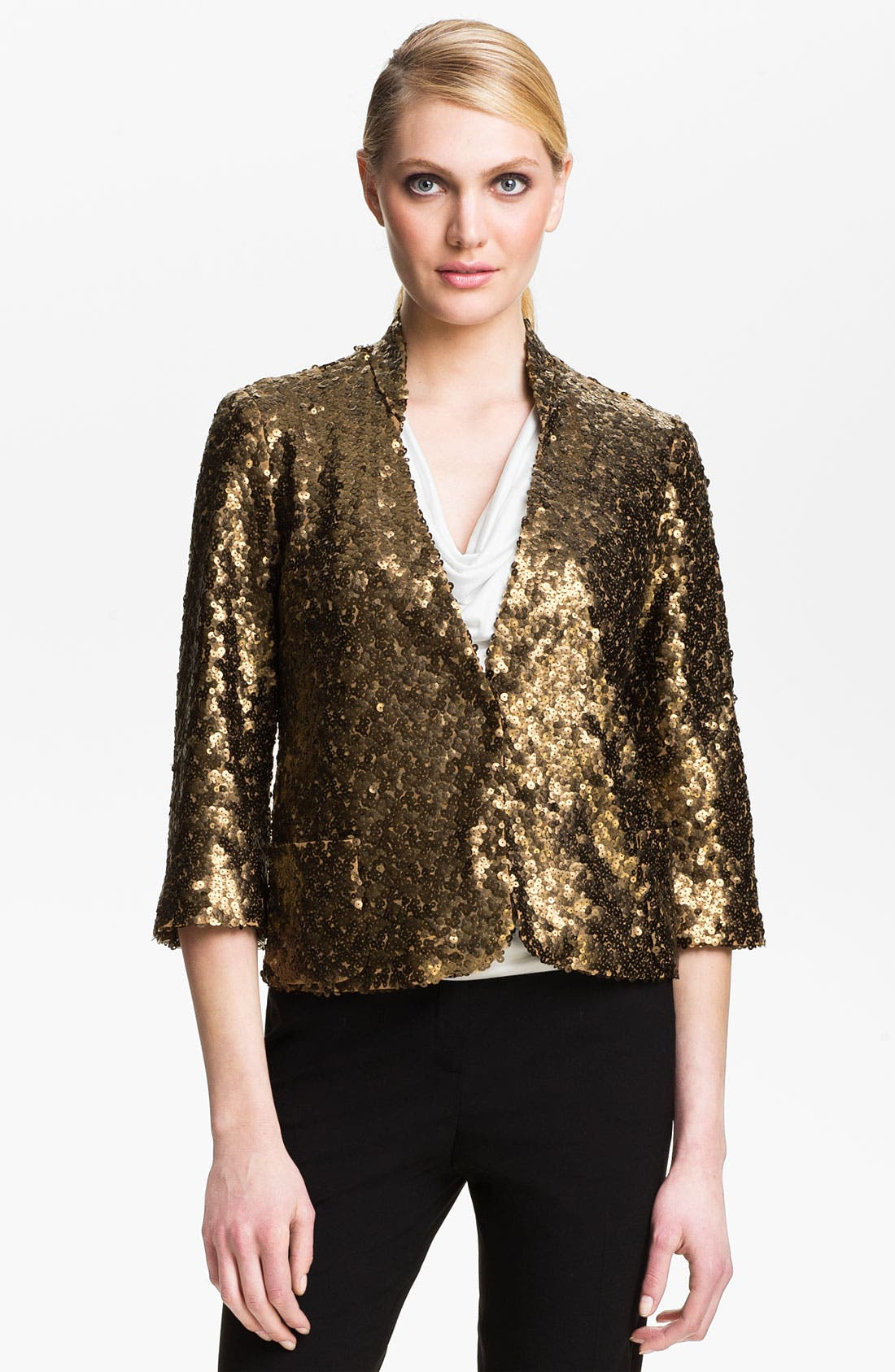 Alternate Image 1 Selected - Alberto Makali Sequin Jacket