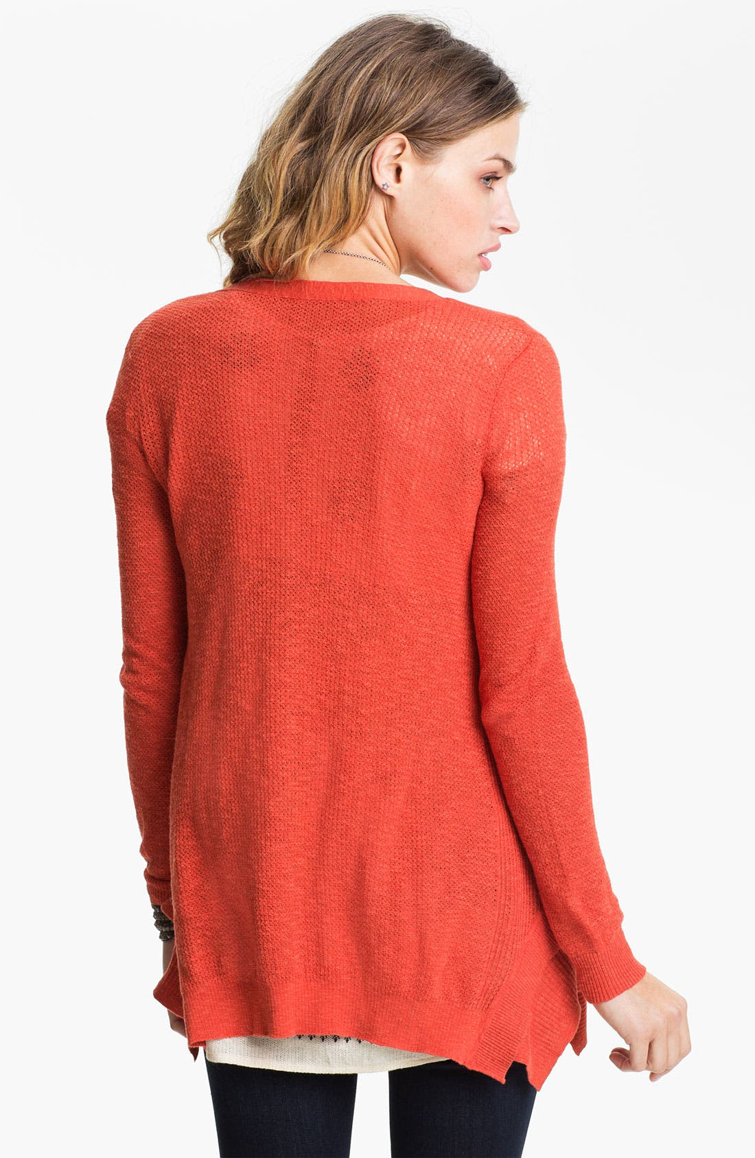 Alternate Image 2  - Free People 'Smarty' Thermal Cardigan