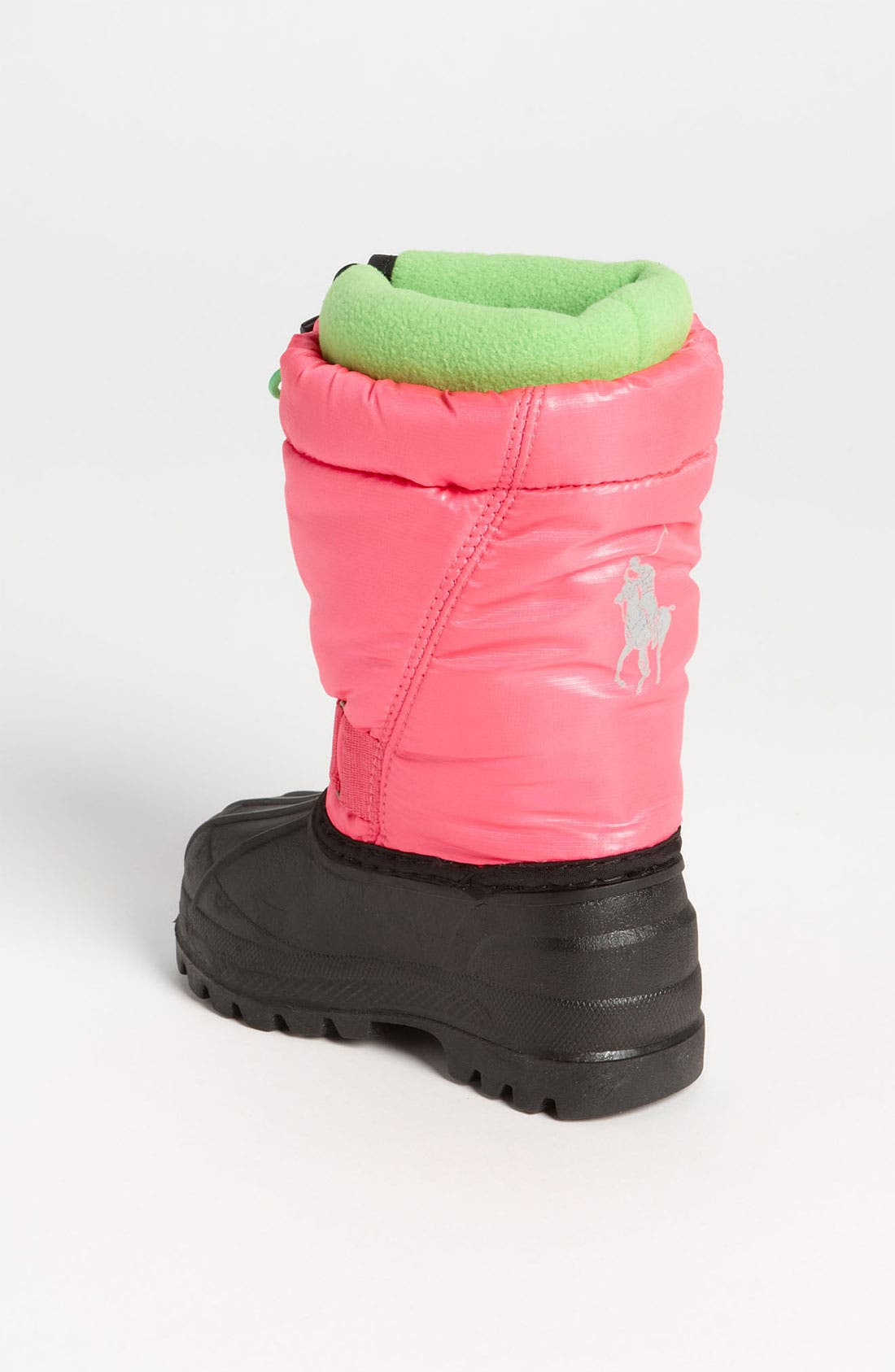 Alternate Image 2  - Polo Ralph Lauren Ripstop Boot (Baby, Walker & Toddler)