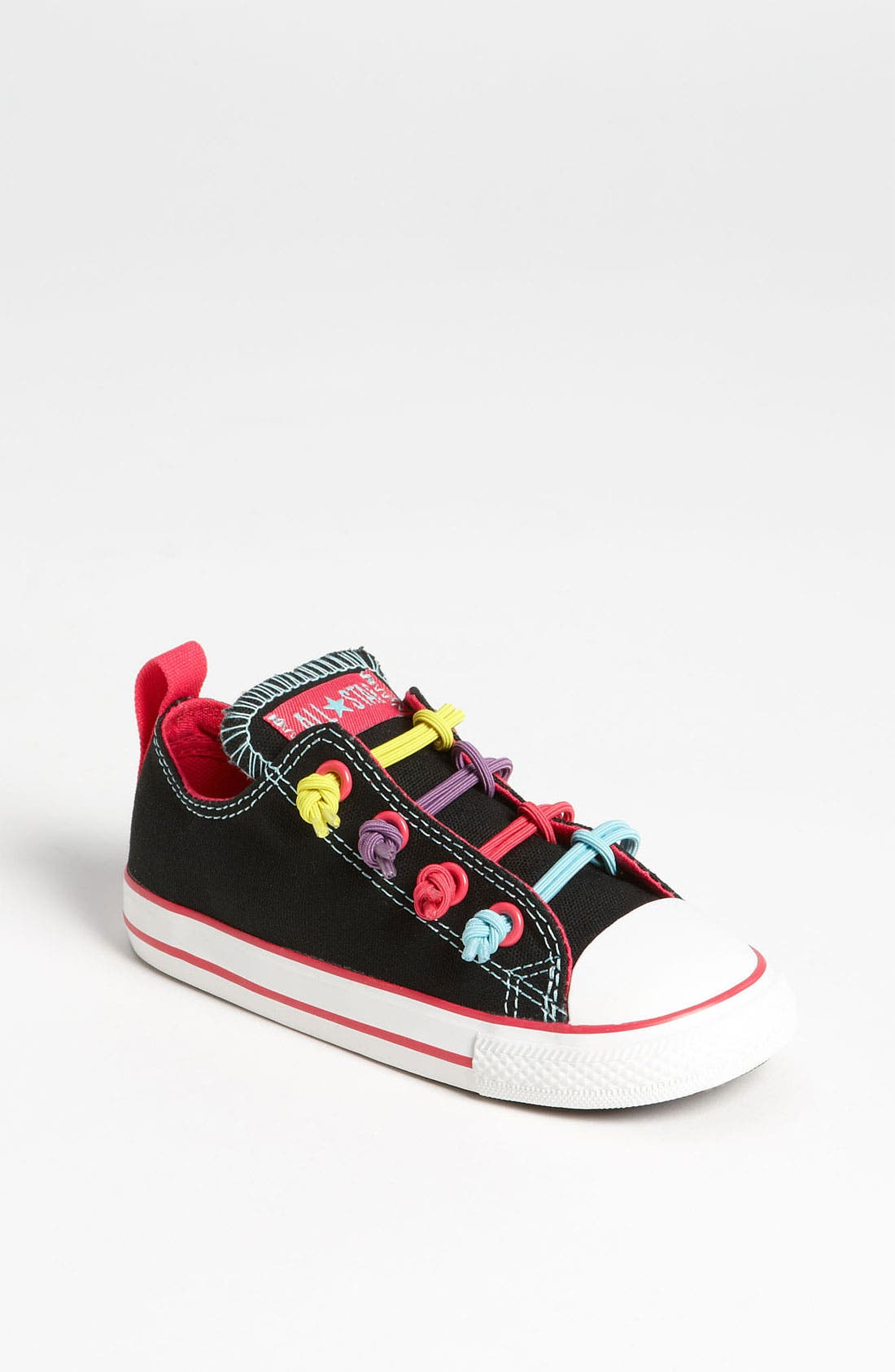 Alternate Image 1 Selected - Converse Chuck Taylor® 'Loop 2 Knot' Sneaker (Baby, Walker & Toddler)