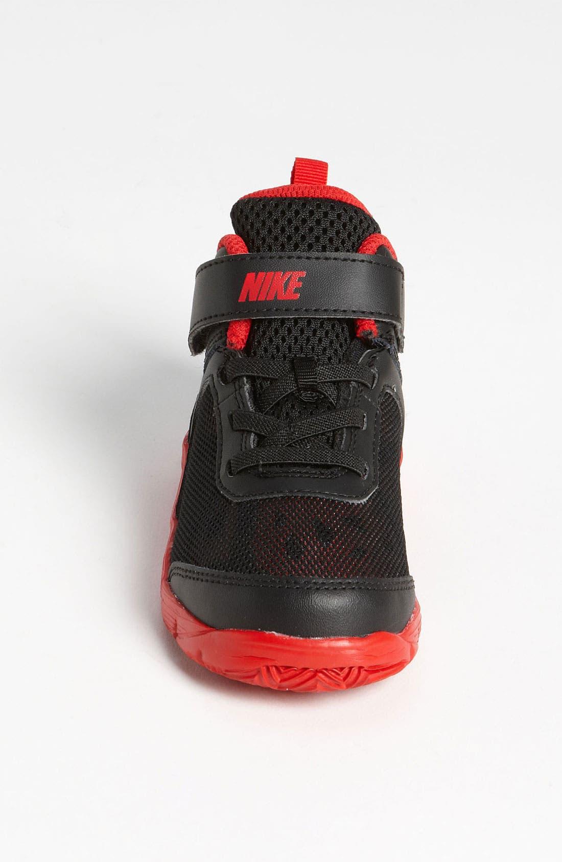 Alternate Image 3  - Nike 'Fusion' Basketball Shoe (Baby, Walker, Toddler)