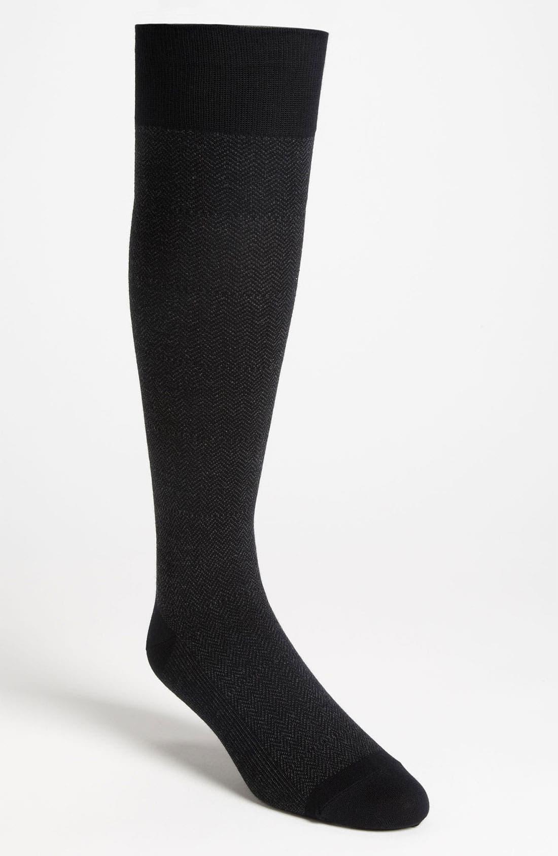 Alternate Image 1 Selected - Polo Ralph Lauren Over the Calf Socks