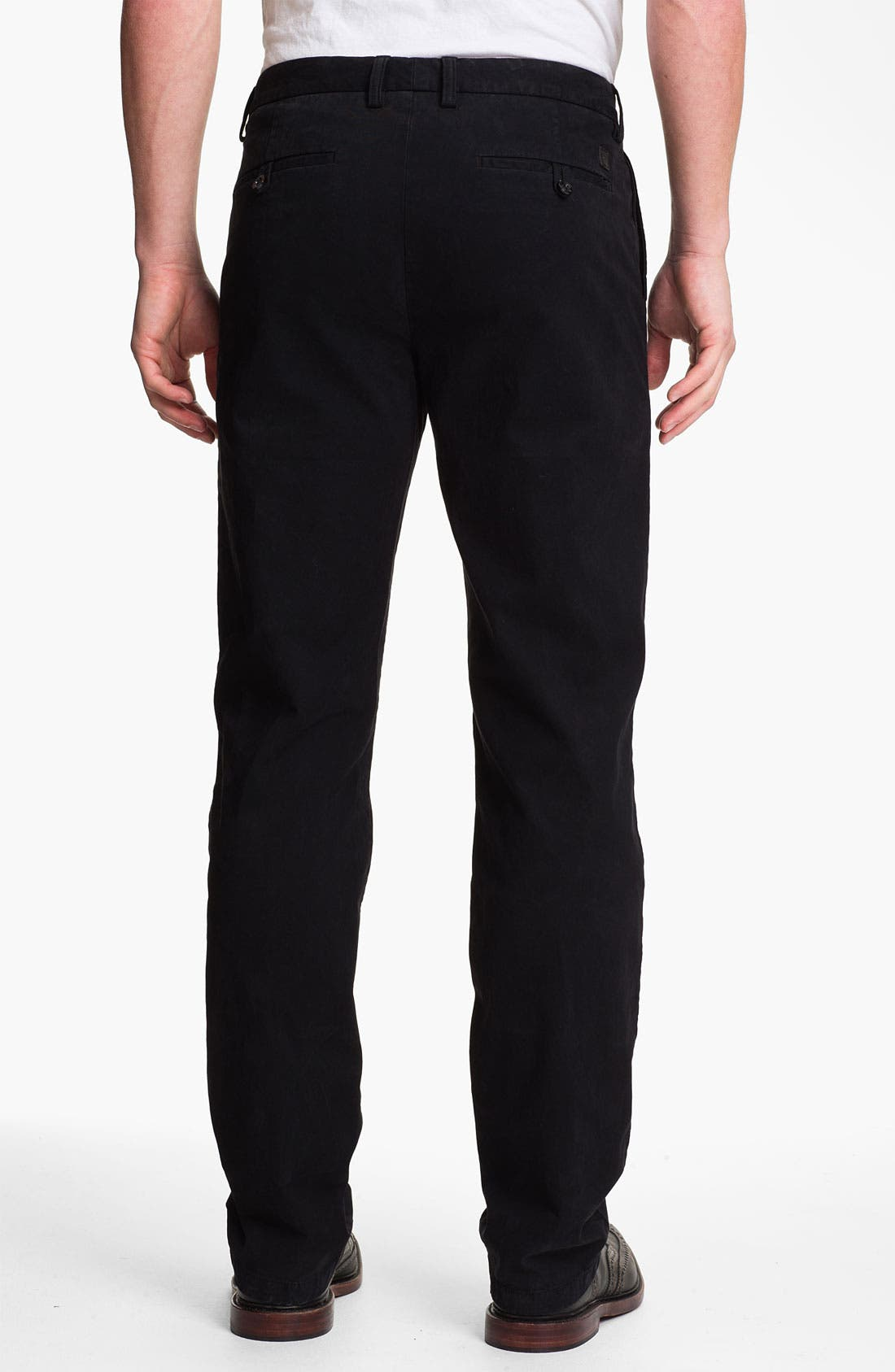 Alternate Image 2  - BOSS Black 'Crigan' Chinos