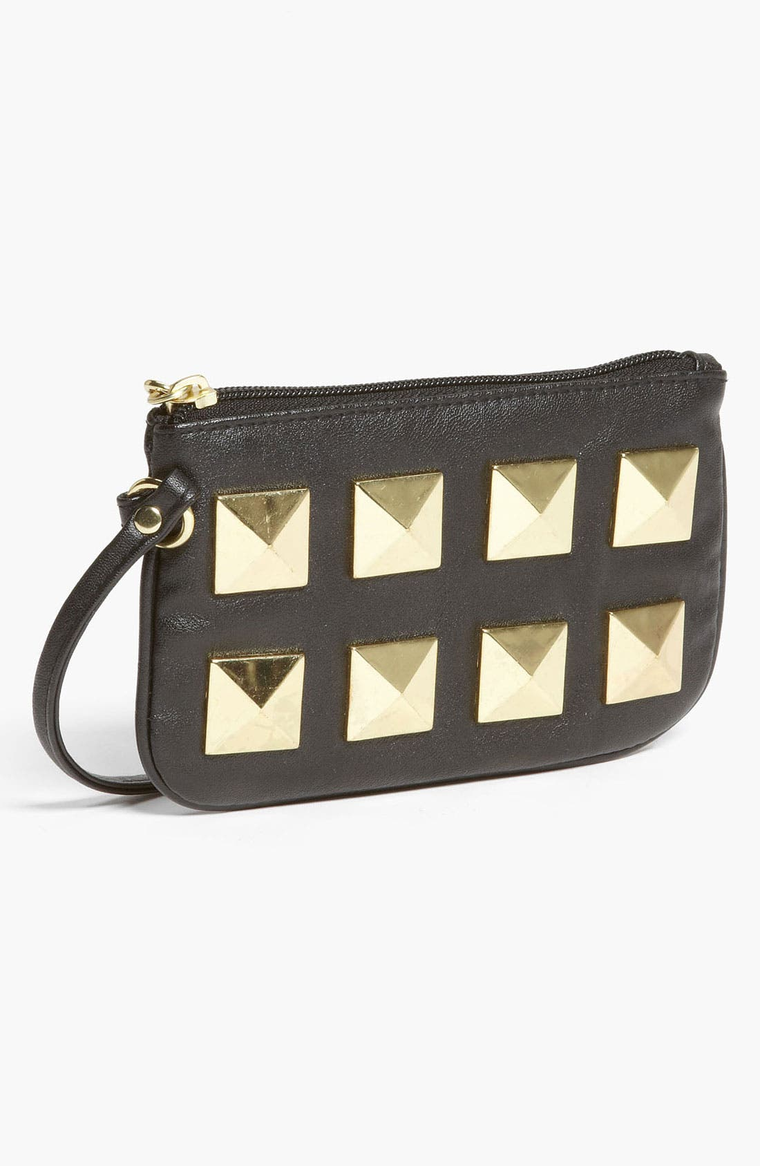 Alternate Image 1 Selected - Lulu Studded Wristlet