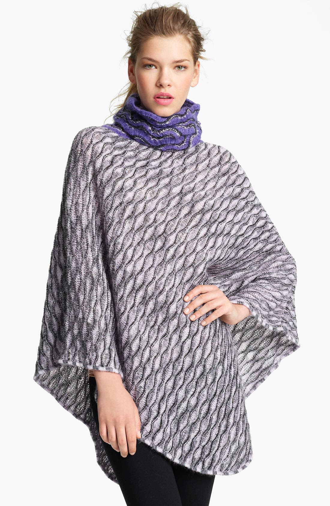 Main Image - Missoni Mohair Blend Poncho