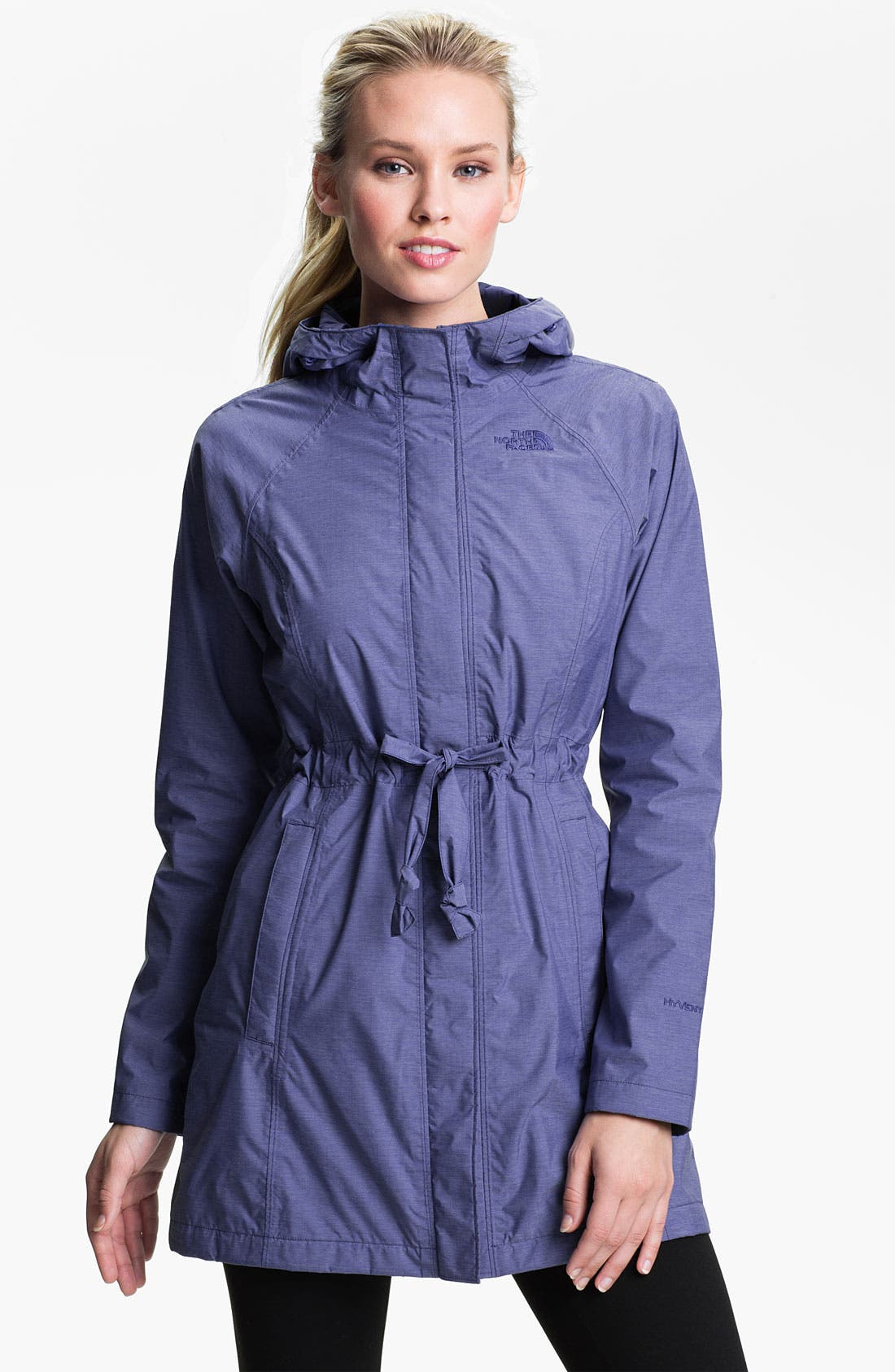 Alternate Image 1 Selected - The North Face 'Sophia' Rain Trench