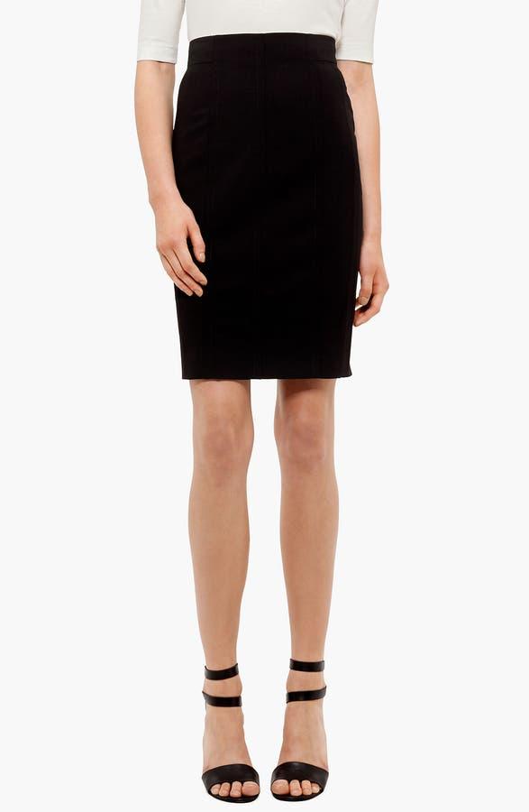 Akris punto Wool Pencil Skirt | Nordstrom