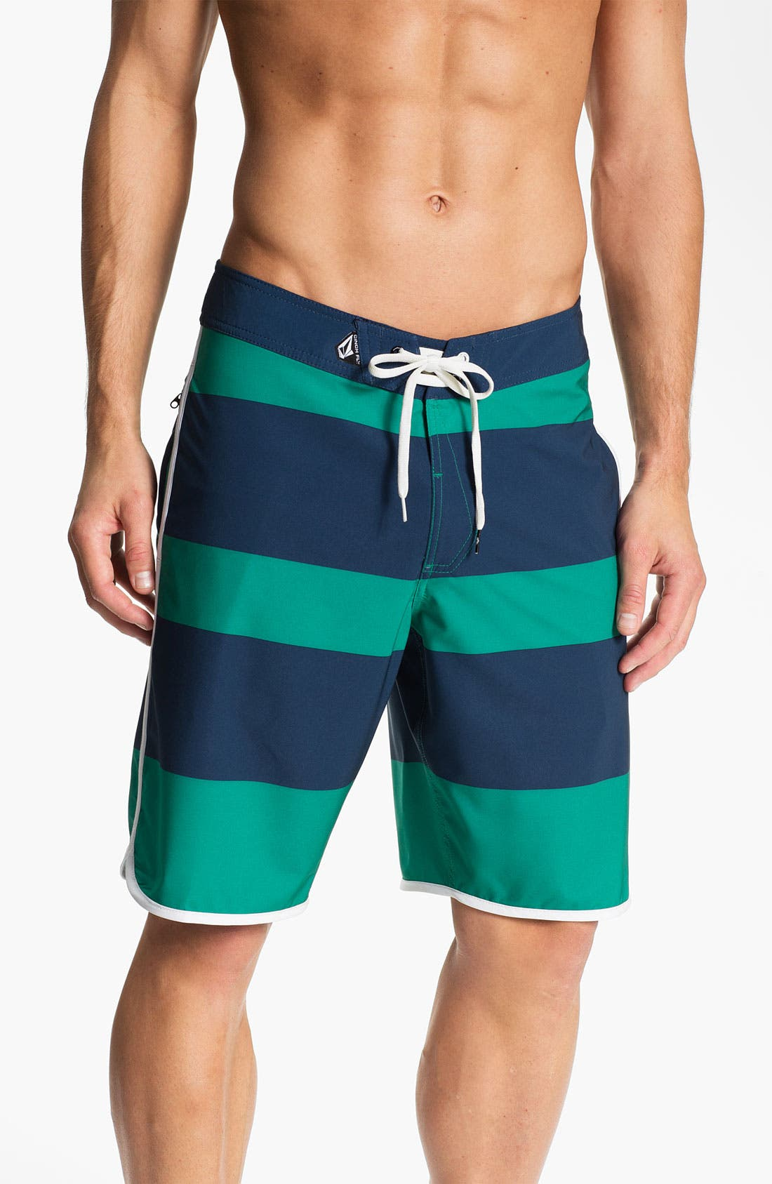 Alternate Image 1 Selected - Volcom 'Scallop' Board Shorts