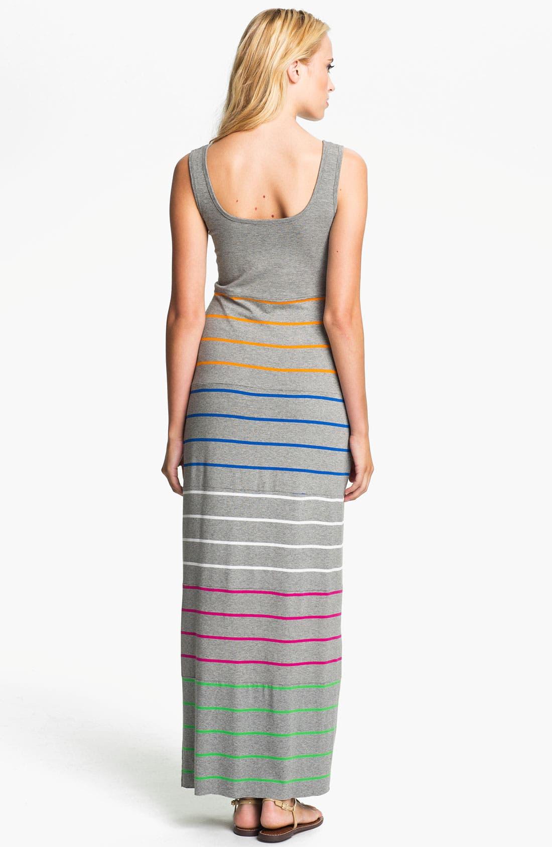 Alternate Image 2  - Bailey 44 'Endurance' Stripe Maxi Dress