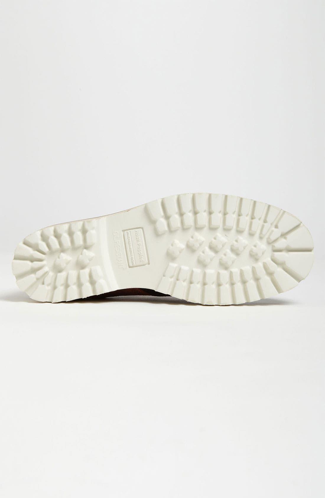 Alternate Image 4  - Hush Puppies® 'Authentic' Saddle Shoe