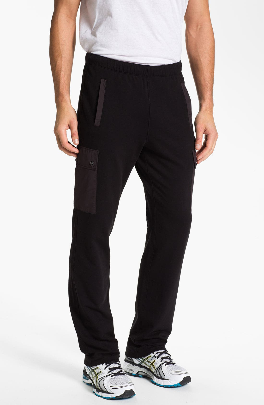 Alternate Image 1 Selected - Michael Kors Fleece Cargo Pants