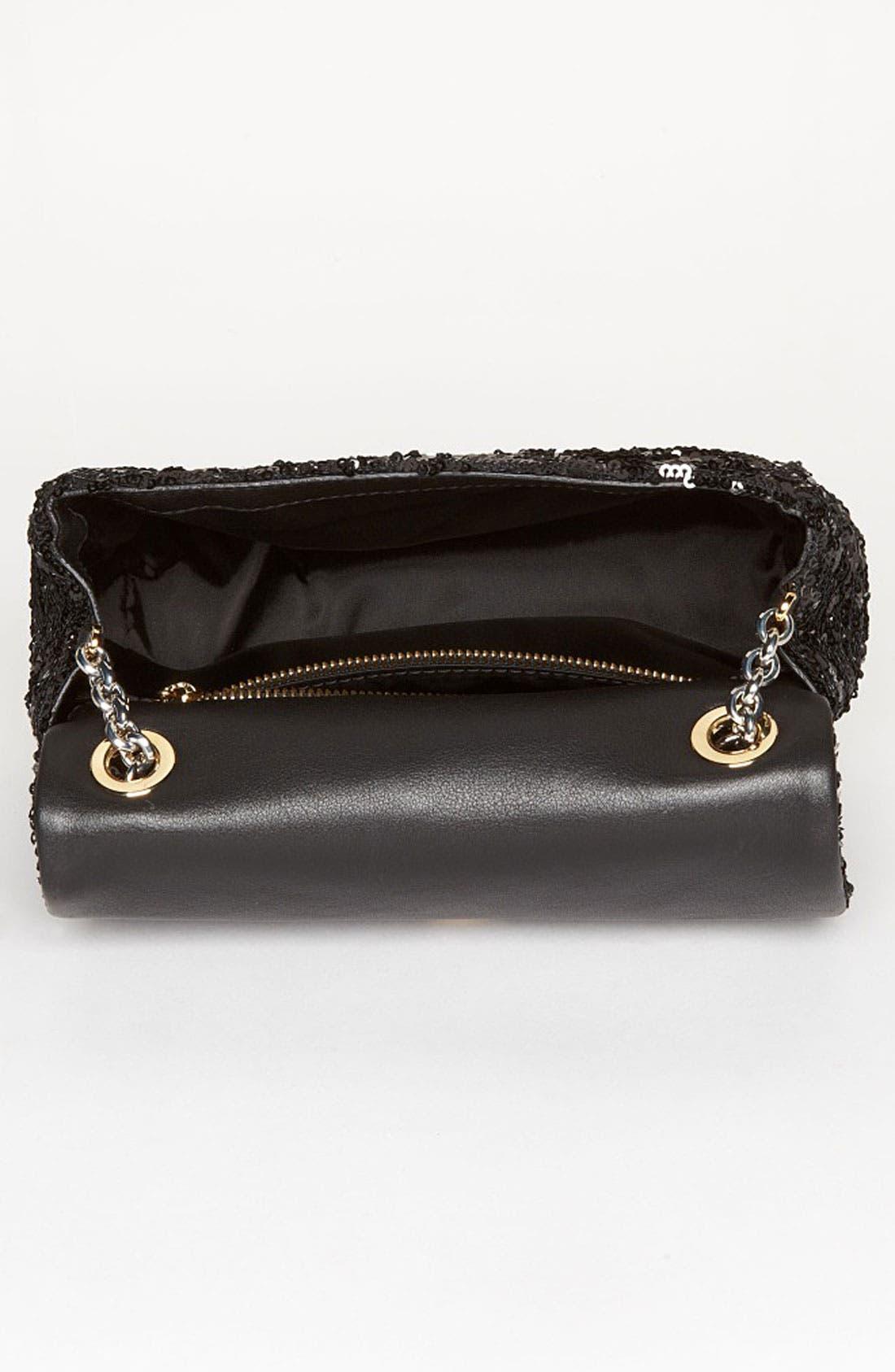 Alternate Image 3  - Dolce&Gabbana 'Miss Charles' Sequin Shoulder Bag
