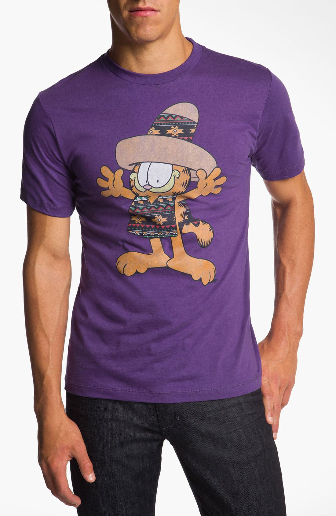 Alternate Image 1 Selected - Topless 'Hombre' T-Shirt
