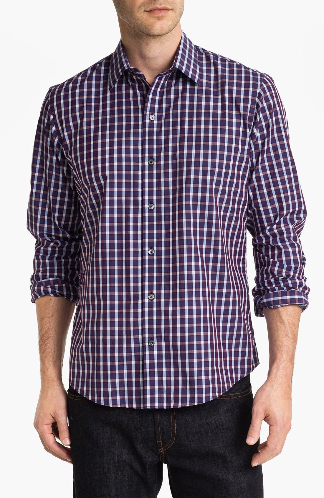 Alternate Image 1 Selected - Zachary Prell 'Richardson' Sport Shirt