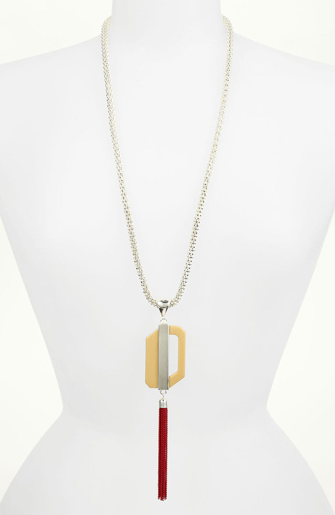 Main Image - Robert Rose 'Clear Vibe' Pendant Necklace