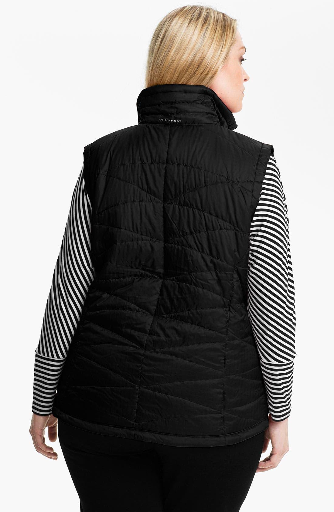 Alternate Image 2  - Columbia 'Might Lite' Quilted Vest (Plus)