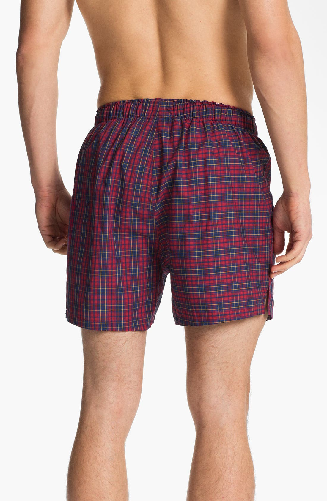 Alternate Image 2  - Brooks Brothers Check Boxers