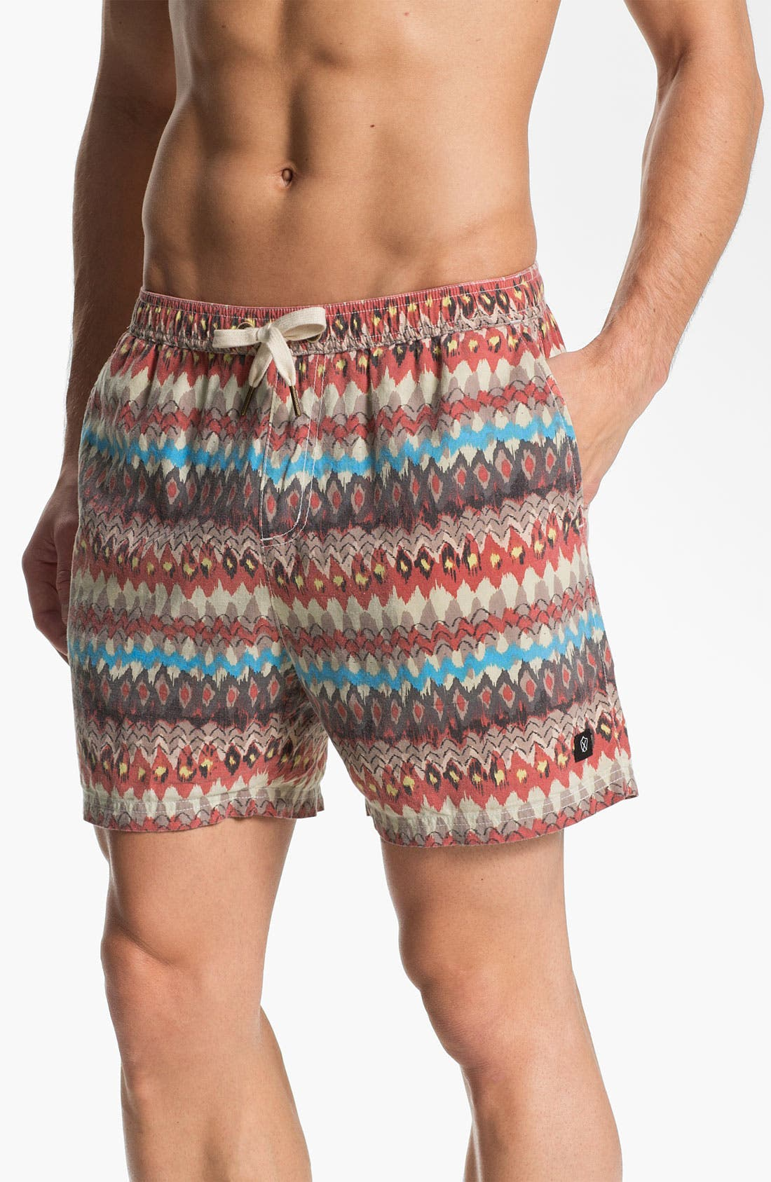 Alternate Image 1 Selected - Zanerobe 'Amitola' Swim Trunks (Online Exclusive)