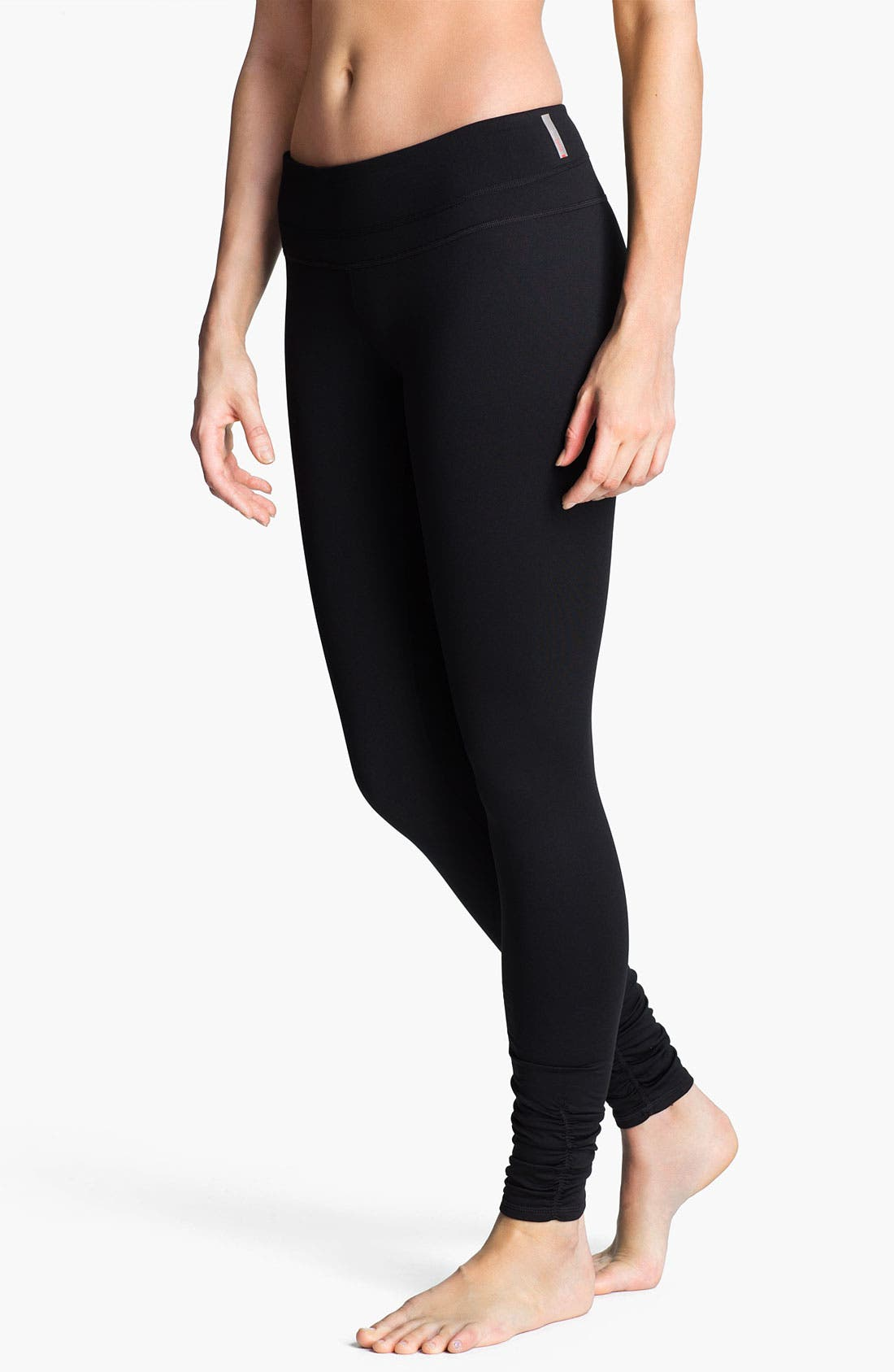 Alternate Image 1 Selected - Zella Fleece Leggings