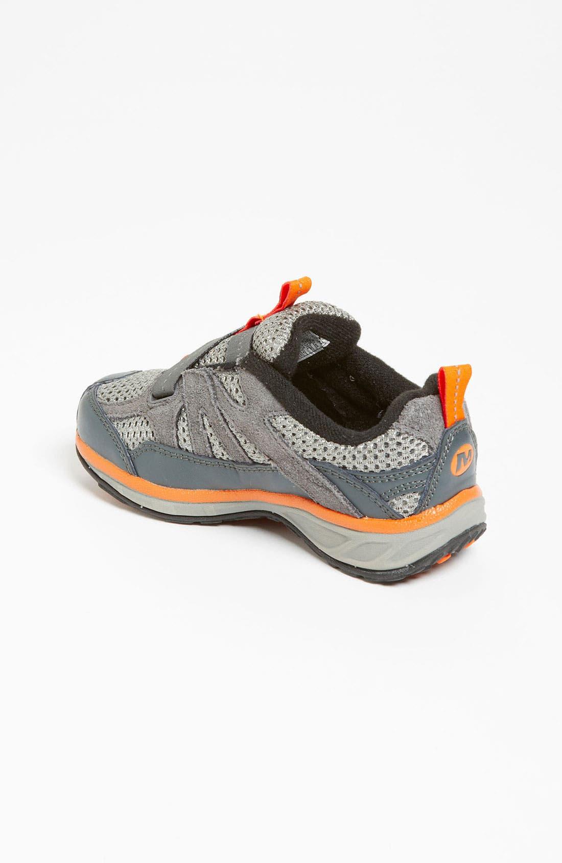 Alternate Image 2  - Merrell 'Zoomerang' Sneaker (Toddler, Little Kid & Big Kid)