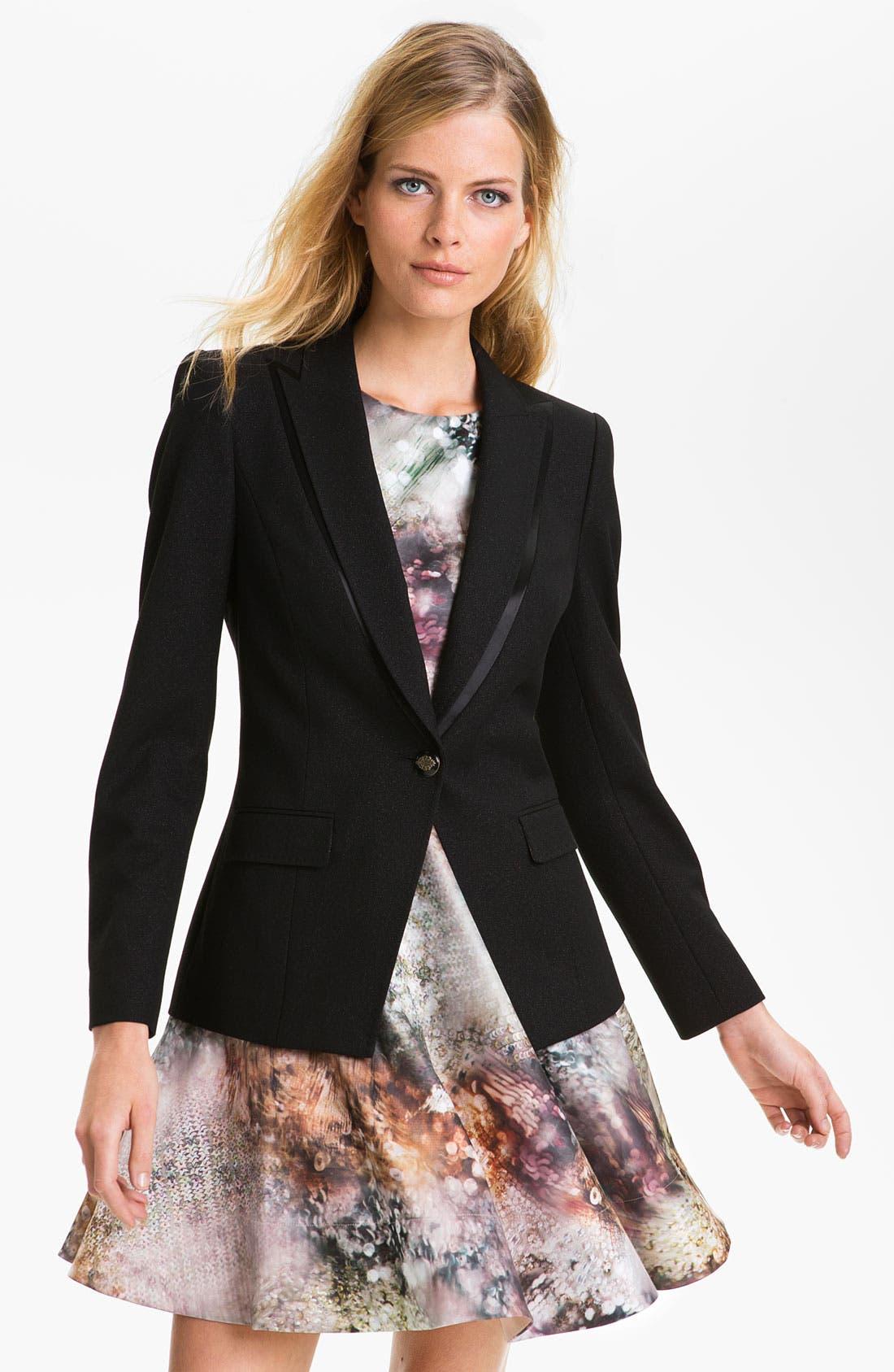 Alternate Image 1 Selected - Ted Baker London 'Mowna' Suit Blazer