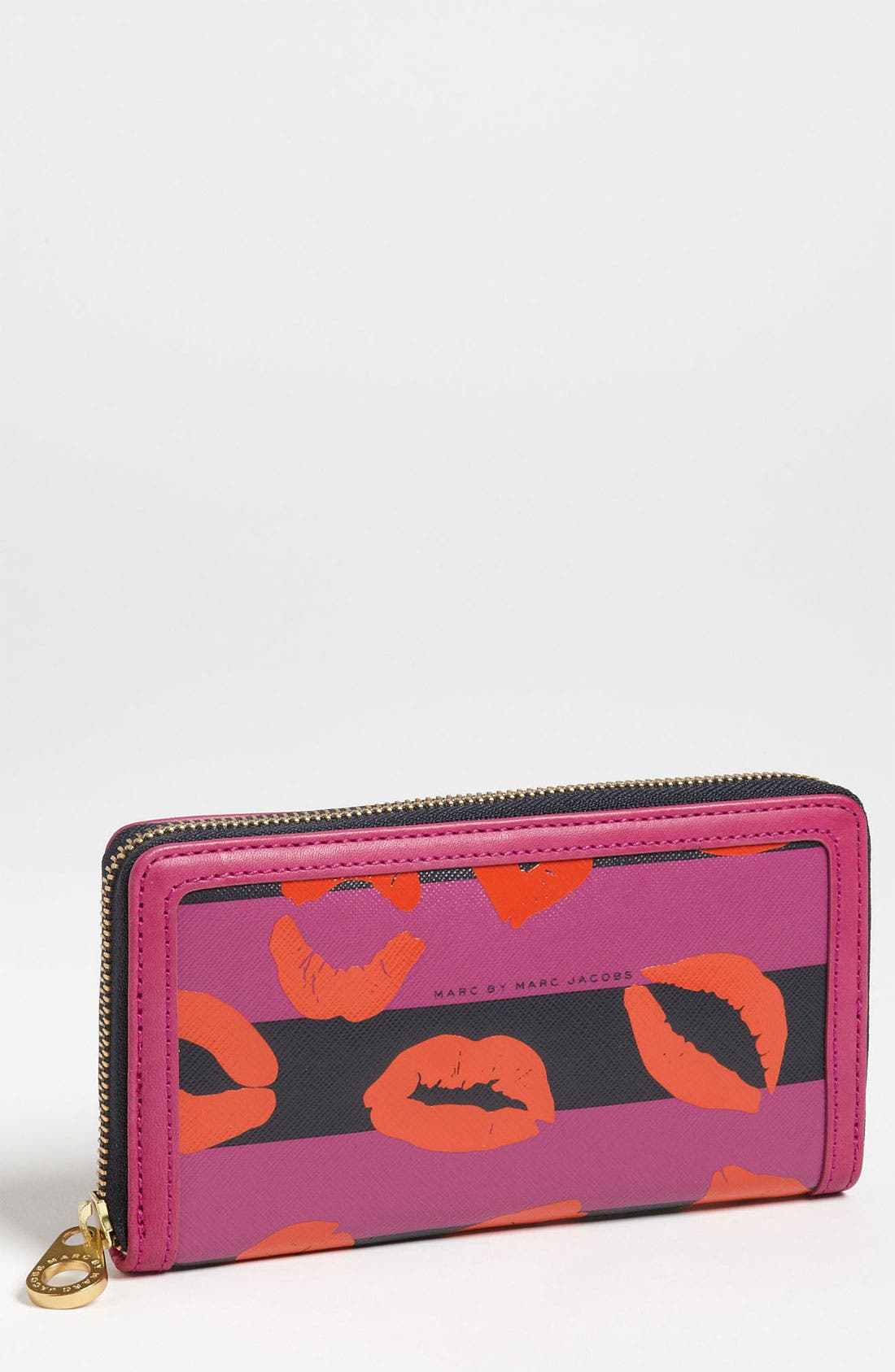 Main Image - MARC BY MARC JACOBS 'Eazy Pouch - Slim Zippy' Wallet