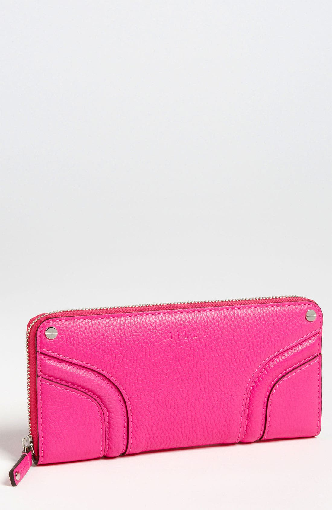Alternate Image 1 Selected - Milly 'Zoey' Zip Around Wallet